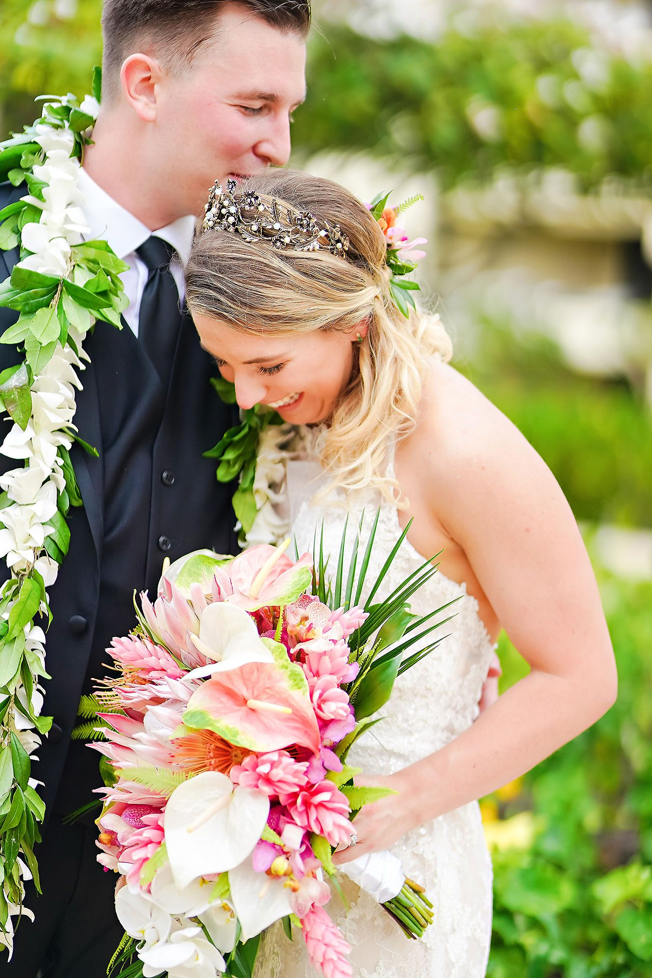 Kendra Pete Four Seasons Maui Wedding 123