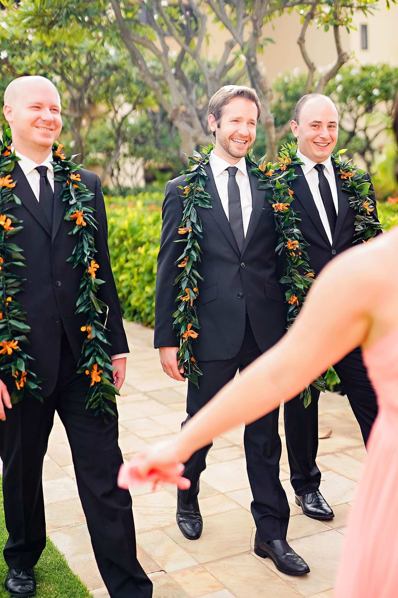 Kendra Pete Four Seasons Maui Wedding 124