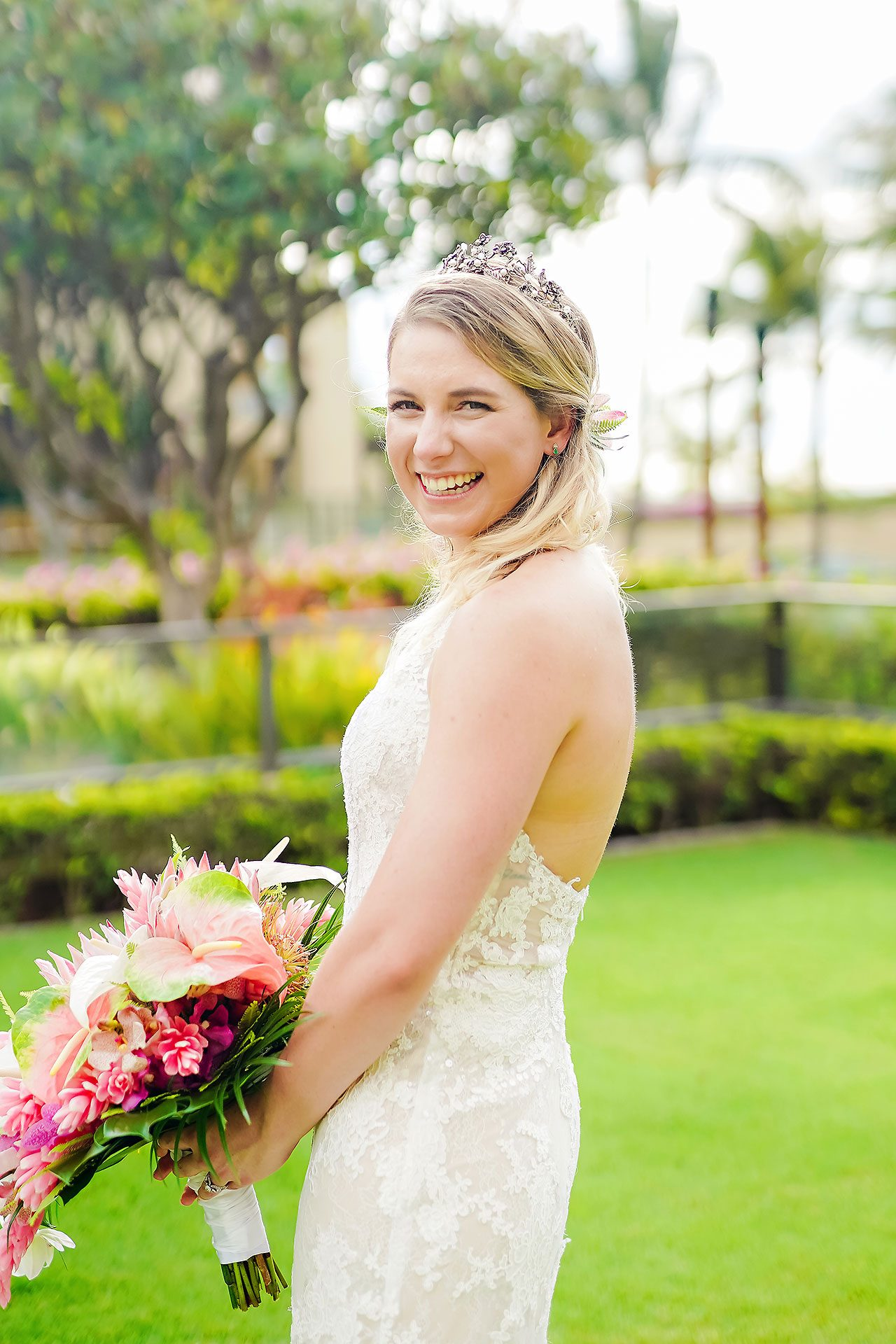 Kendra Pete Four Seasons Maui Wedding 125