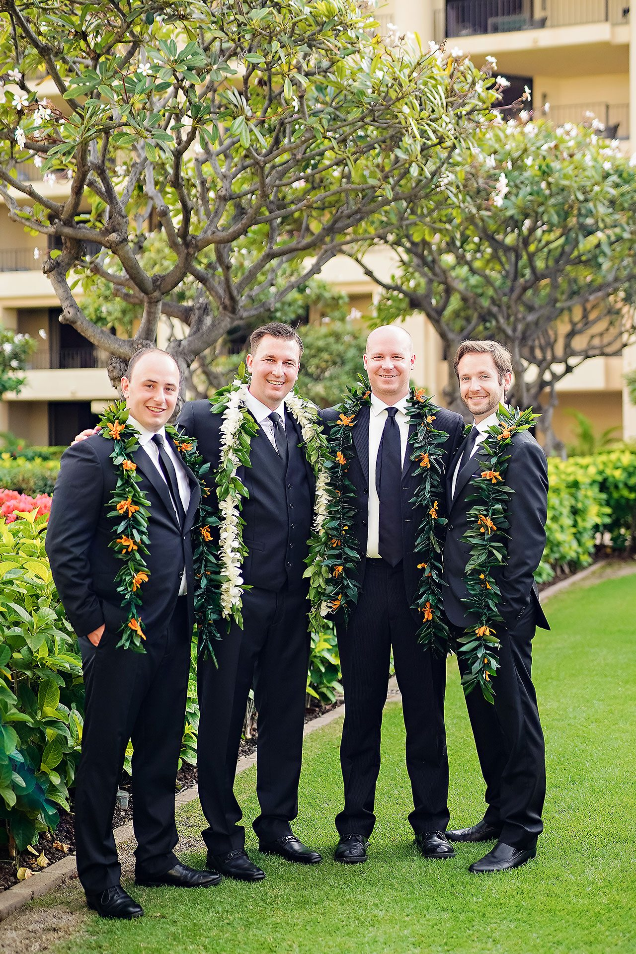 Kendra Pete Four Seasons Maui Wedding 126
