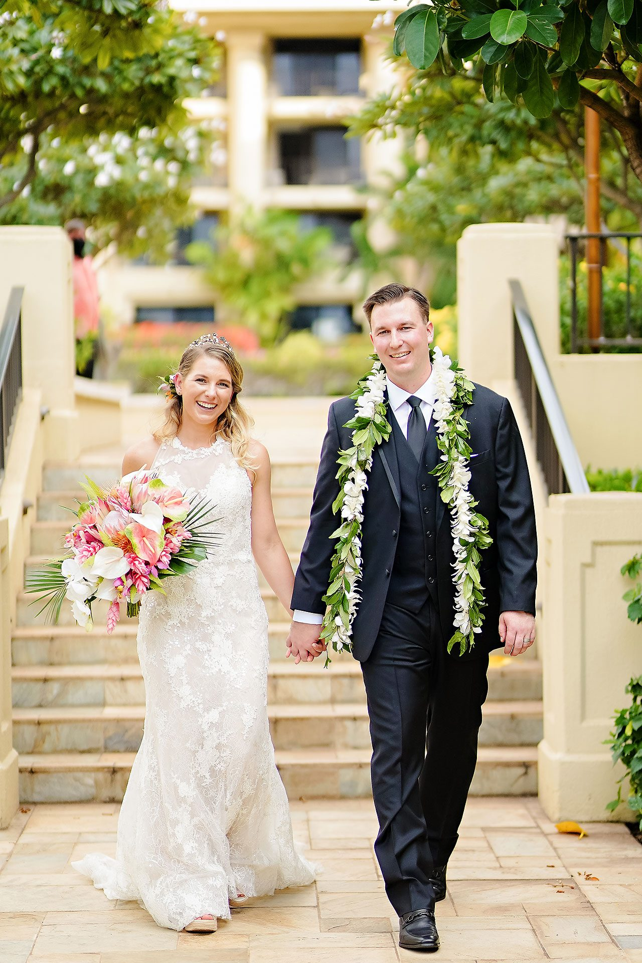 Kendra Pete Four Seasons Maui Wedding 127