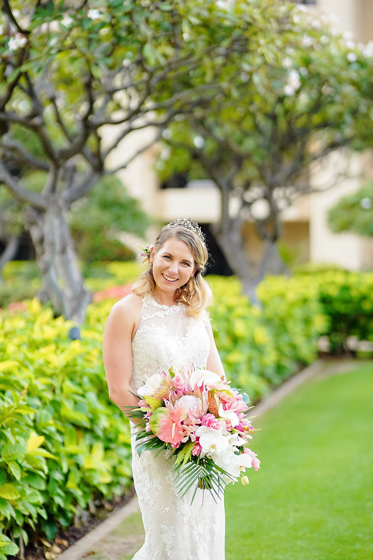 Kendra Pete Four Seasons Maui Wedding 128