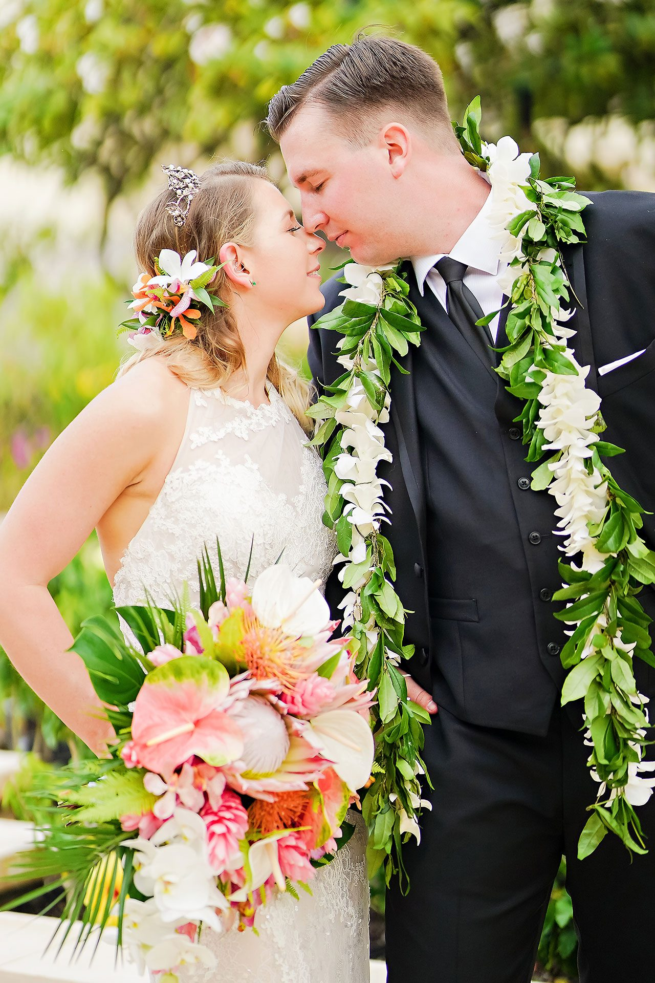 Kendra Pete Four Seasons Maui Wedding 129
