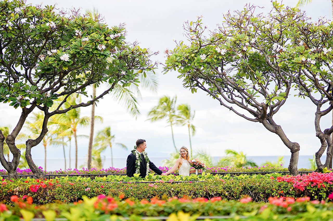 Kendra Pete Four Seasons Maui Wedding 132