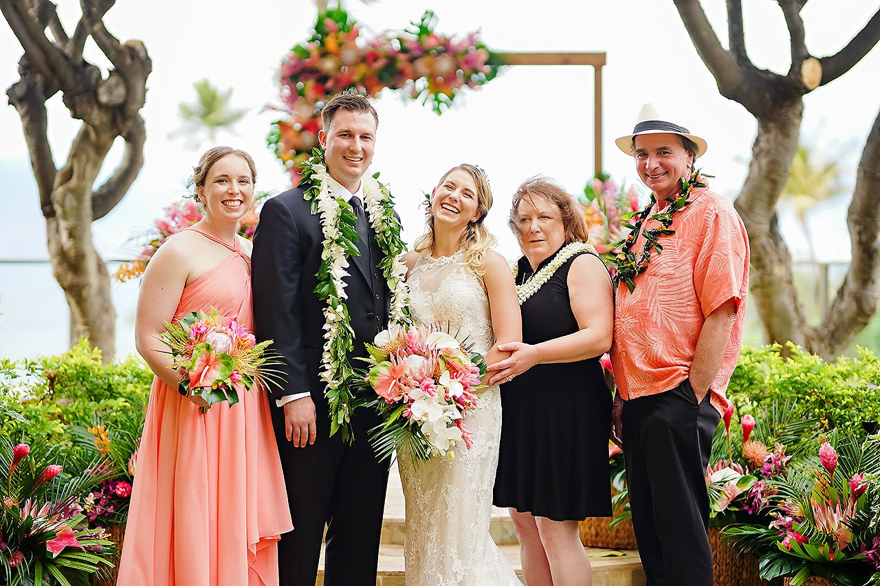 Kendra Pete Four Seasons Maui Wedding 133