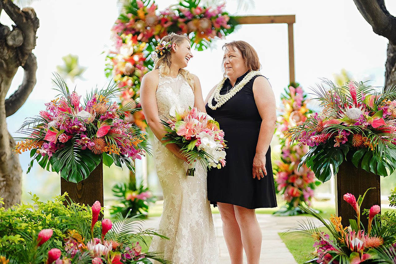 Kendra Pete Four Seasons Maui Wedding 135
