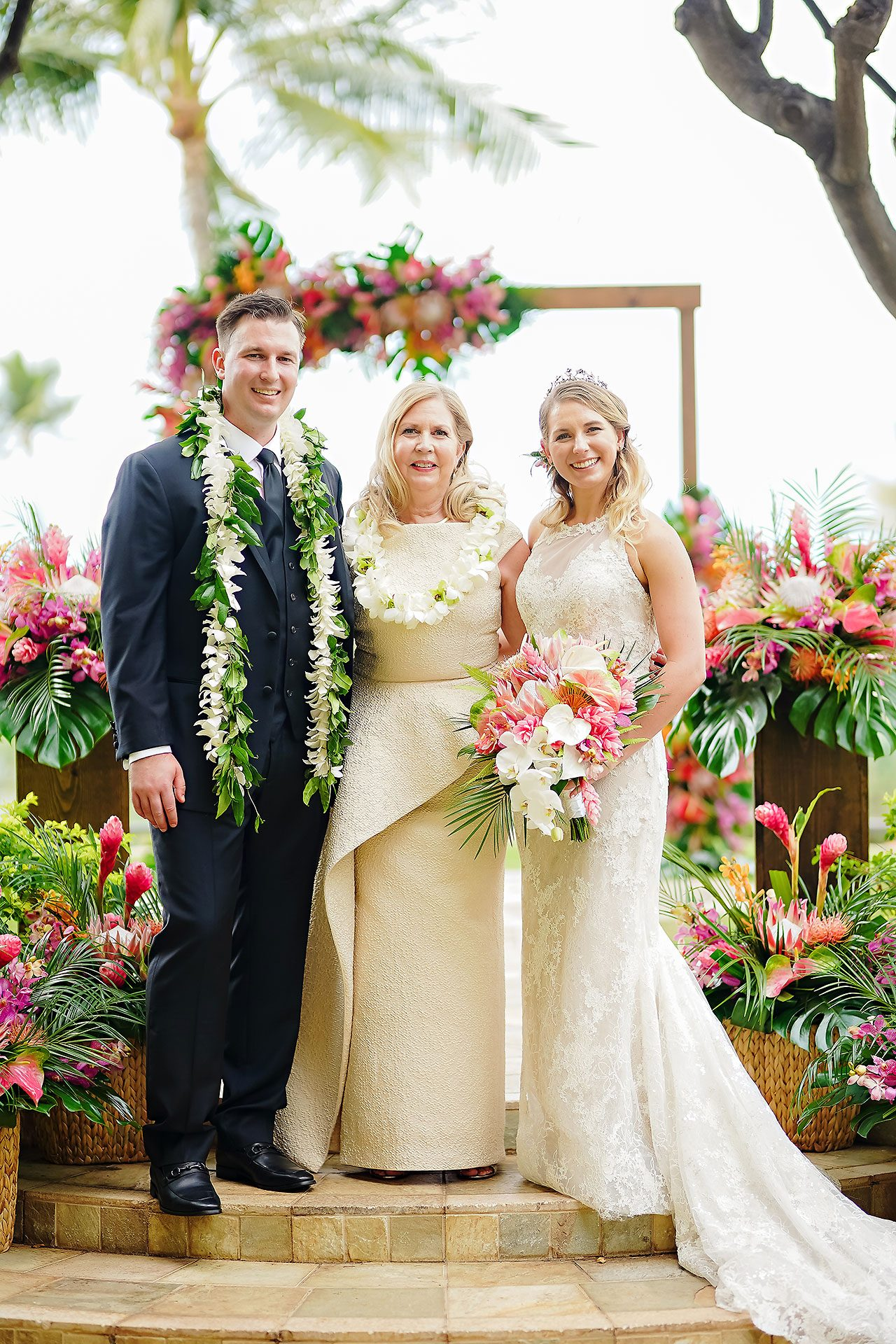 Kendra Pete Four Seasons Maui Wedding 137