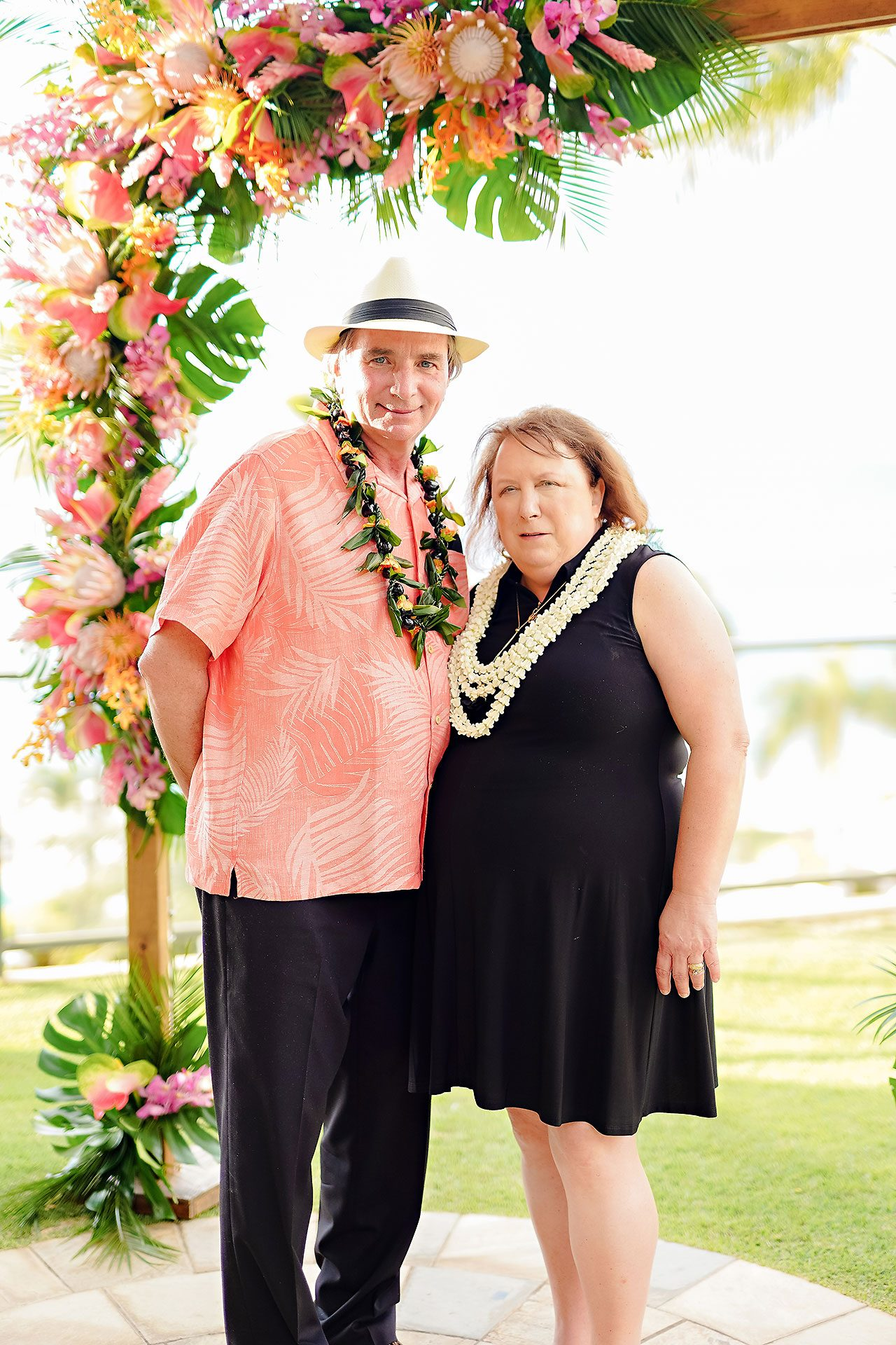 Kendra Pete Four Seasons Maui Wedding 141