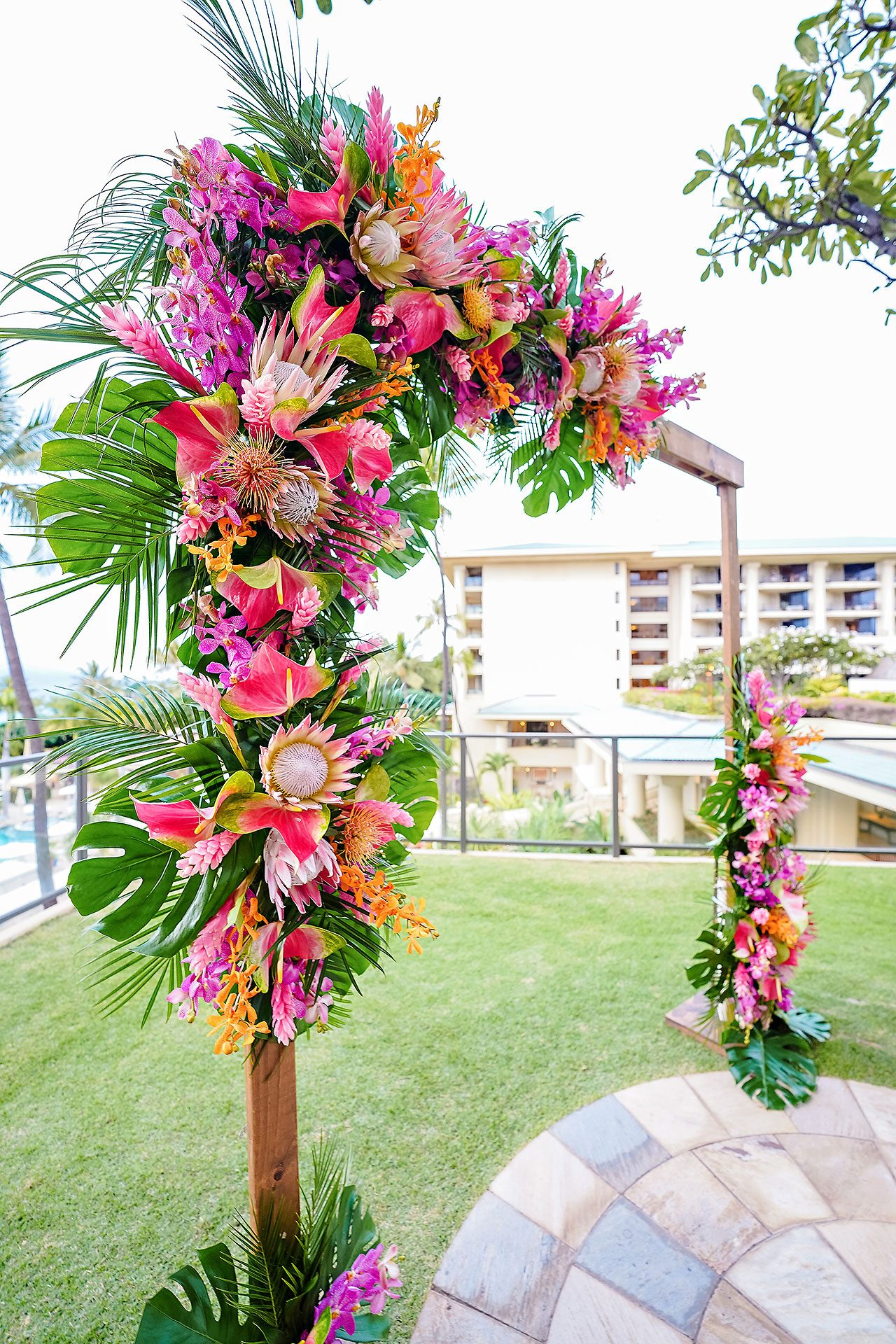 Kendra Pete Four Seasons Maui Wedding 145