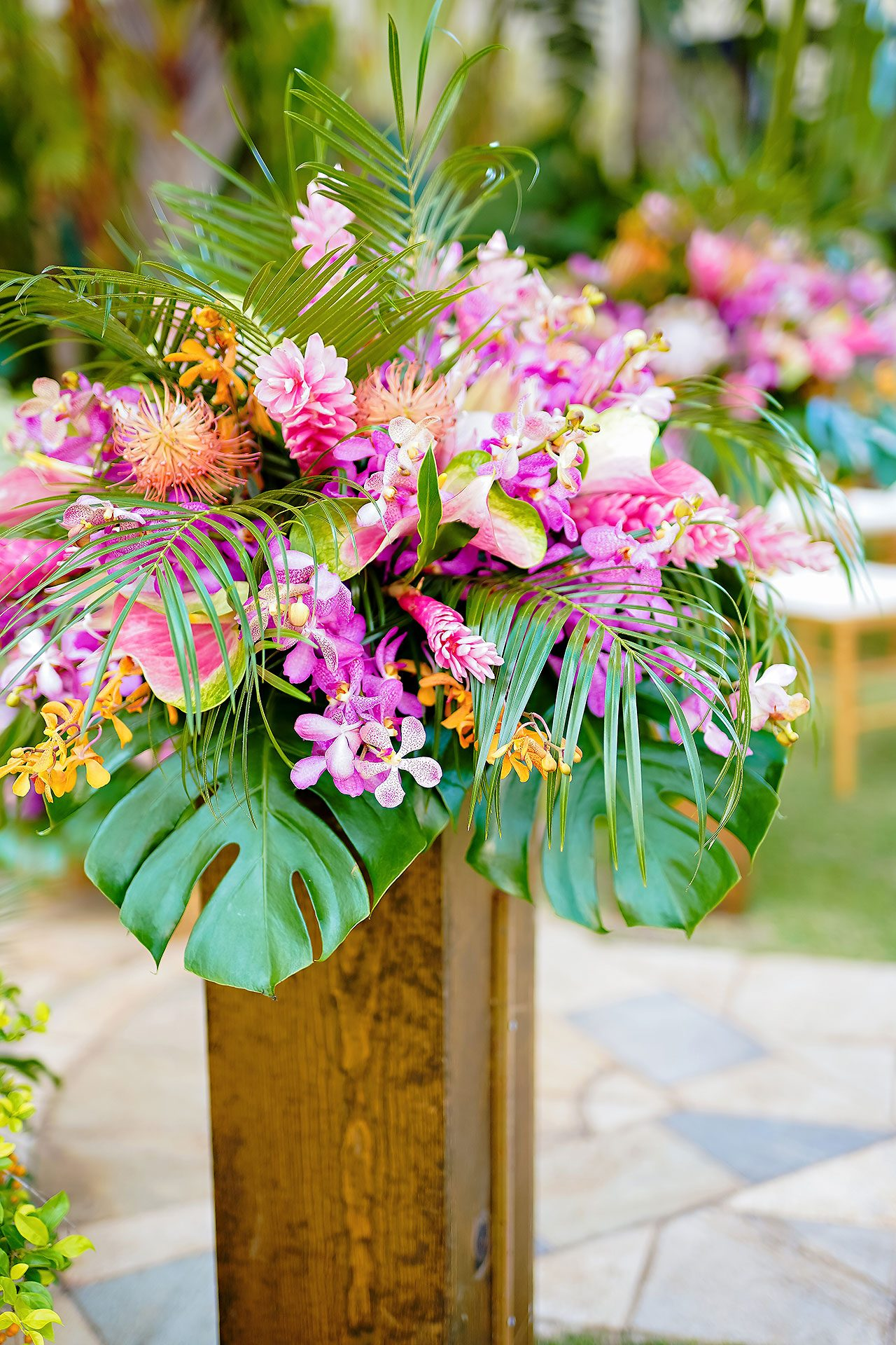 Kendra Pete Four Seasons Maui Wedding 148