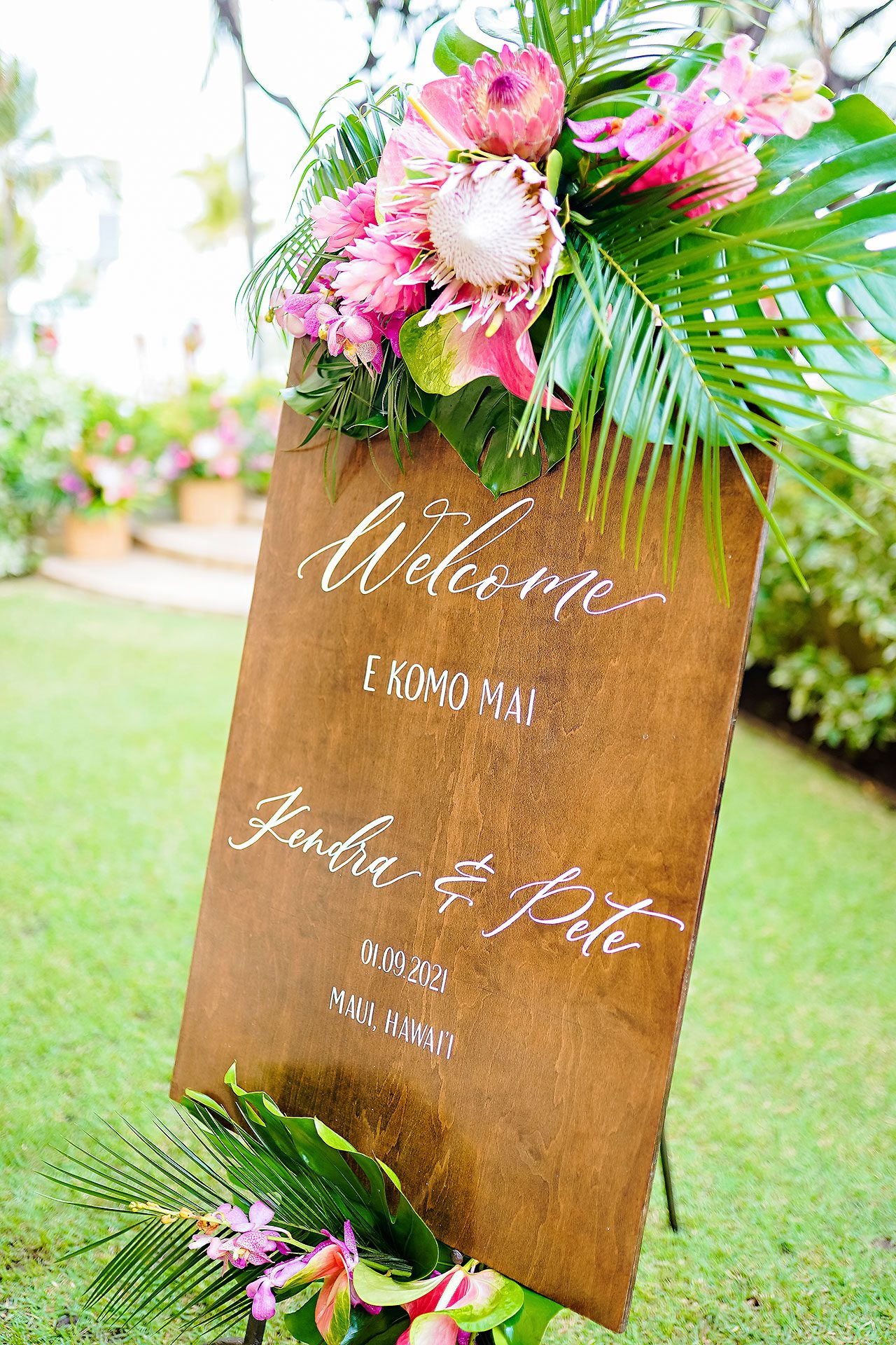 Kendra Pete Four Seasons Maui Wedding 151