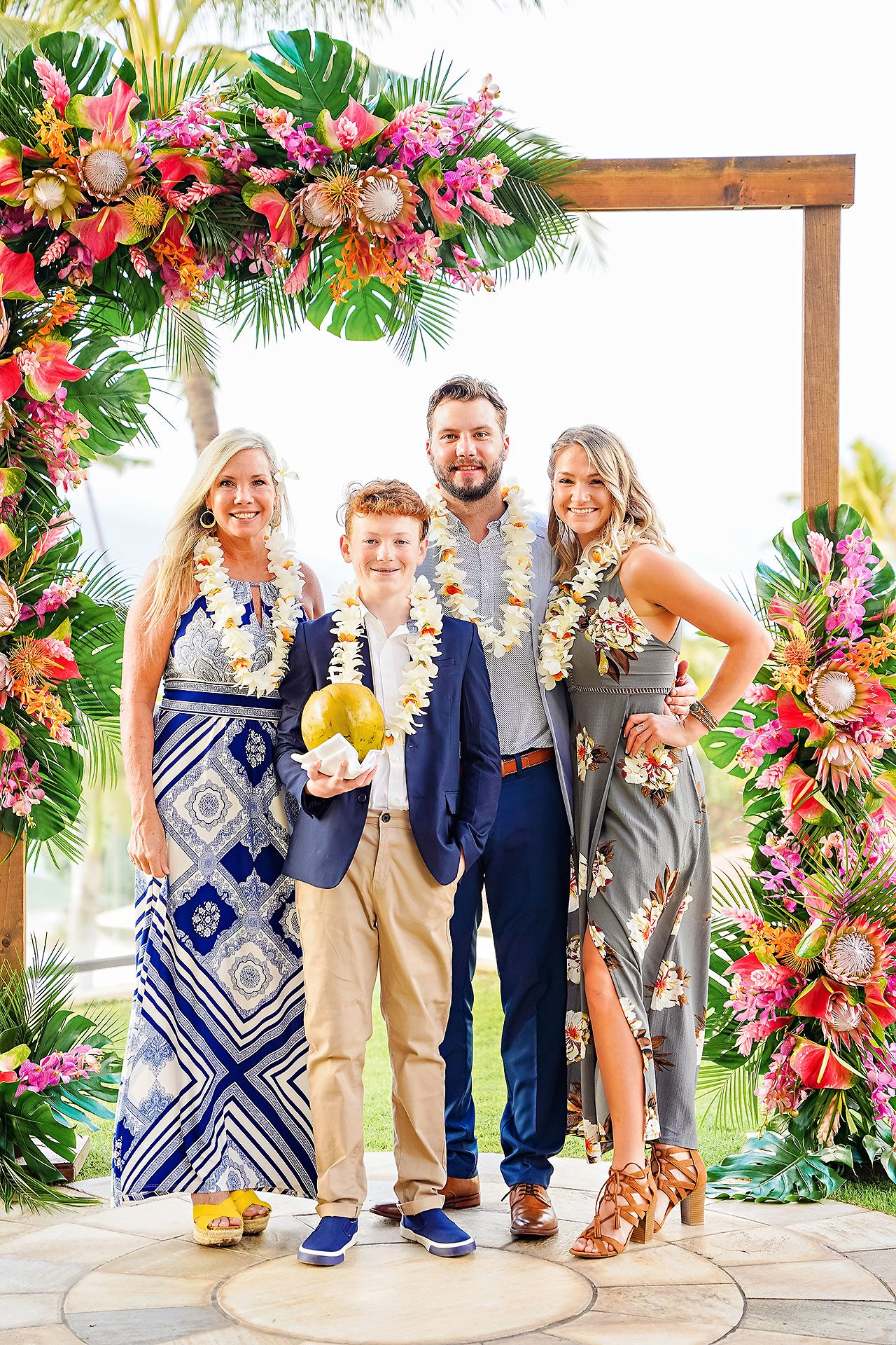 Kendra Pete Four Seasons Maui Wedding 162