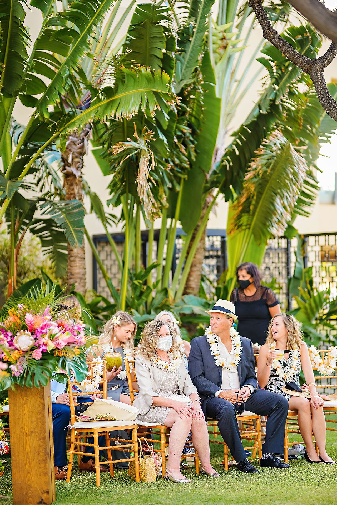 Kendra Pete Four Seasons Maui Wedding 166
