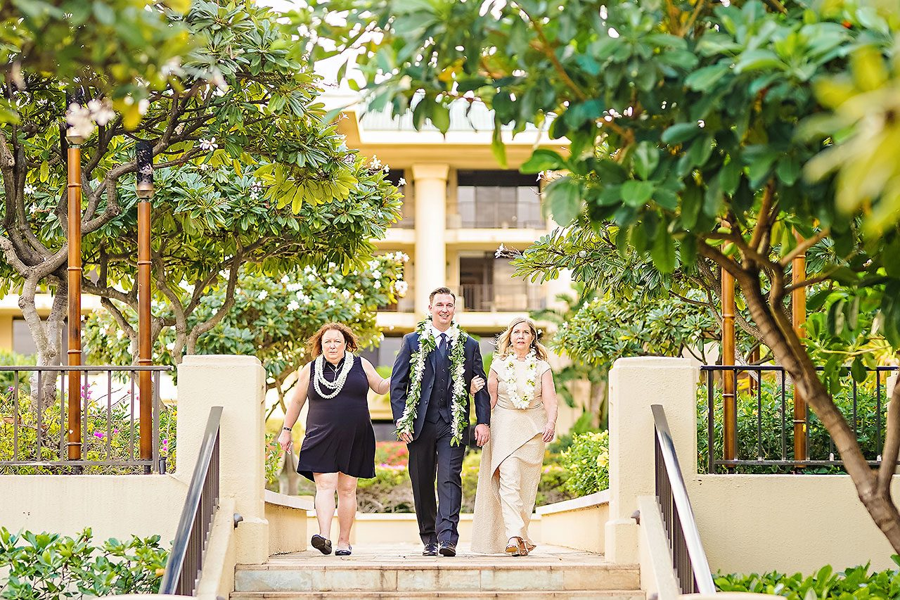 Kendra Pete Four Seasons Maui Wedding 168