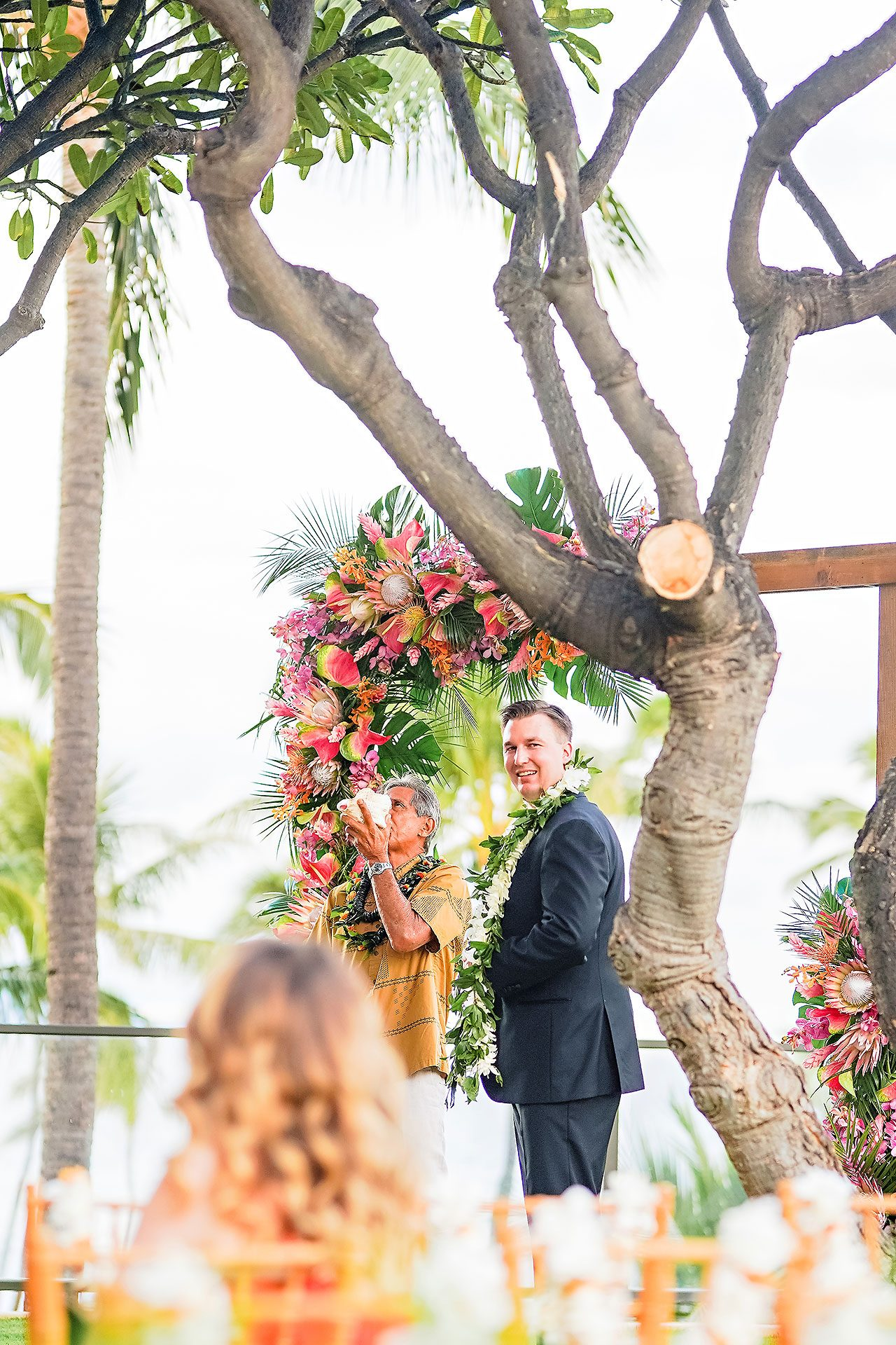 Kendra Pete Four Seasons Maui Wedding 170