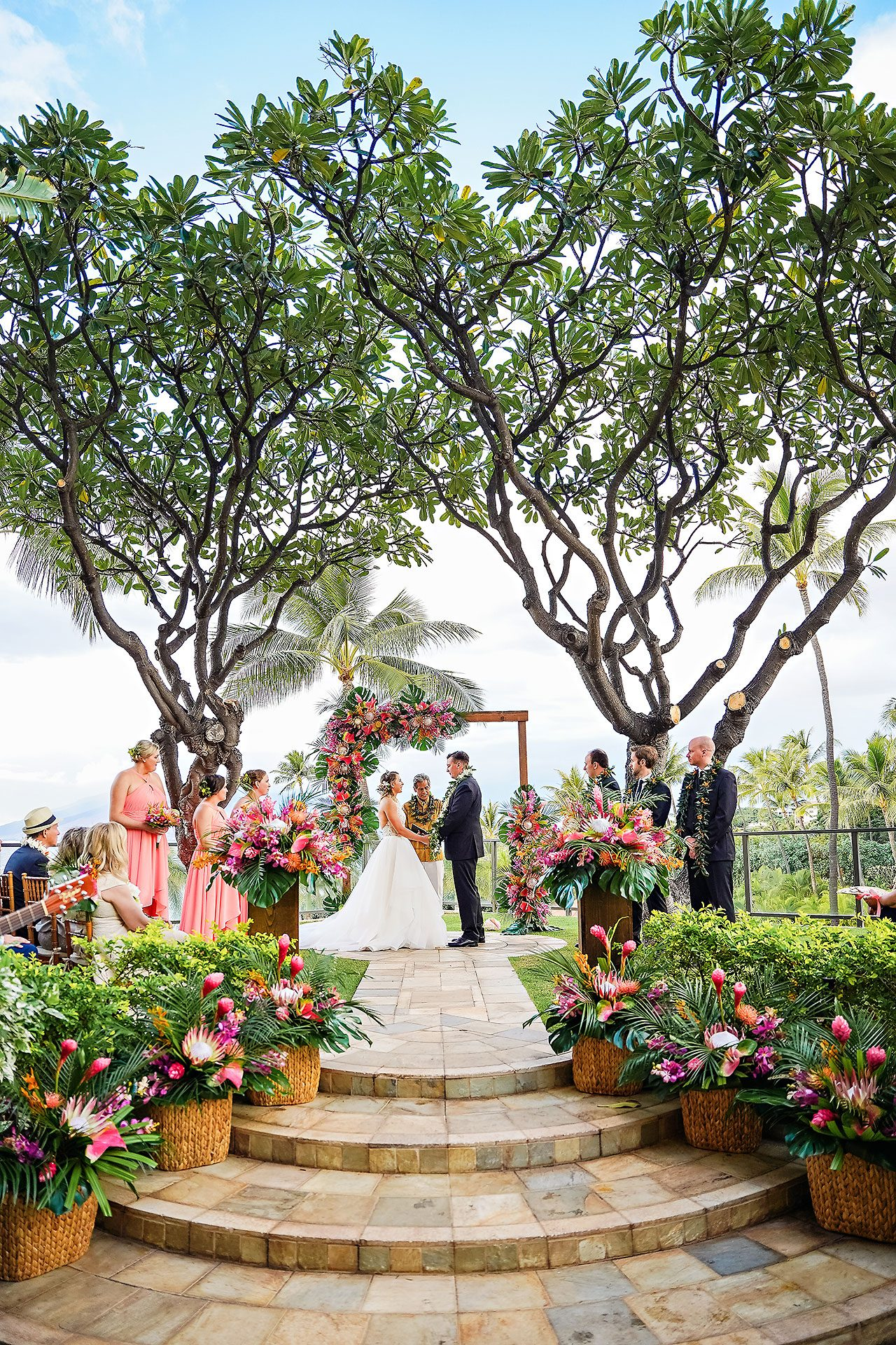 Kendra Pete Four Seasons Maui Wedding 176