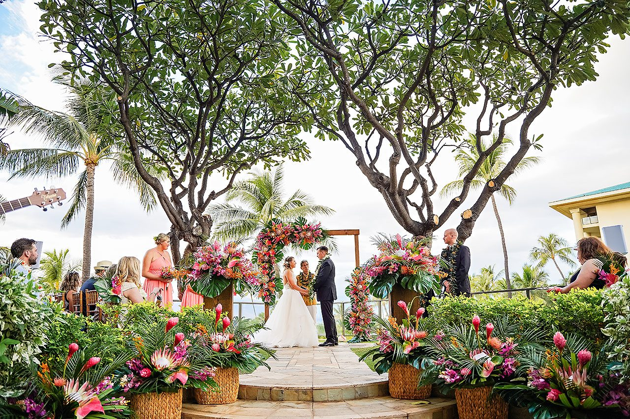 Kendra Pete Four Seasons Maui Wedding 178