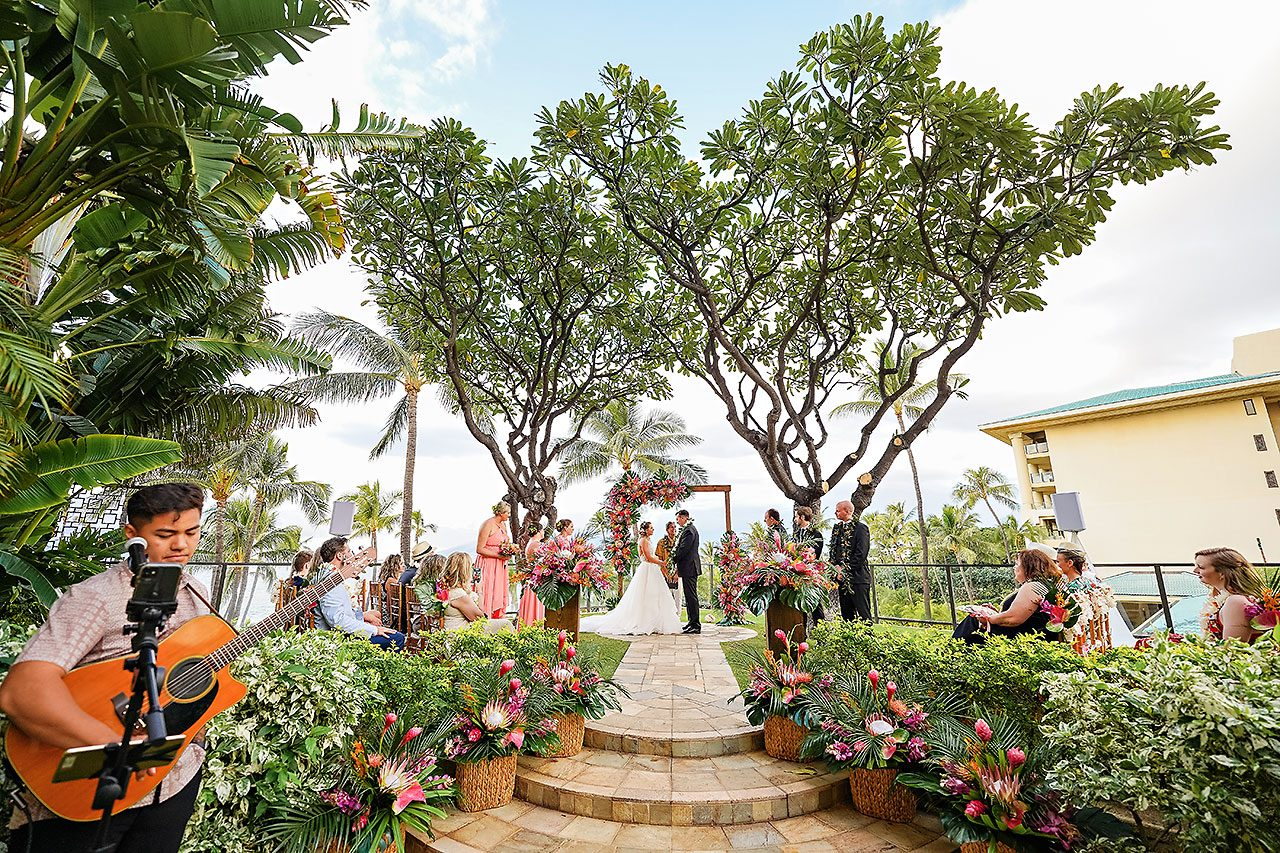 Kendra Pete Four Seasons Maui Wedding 180