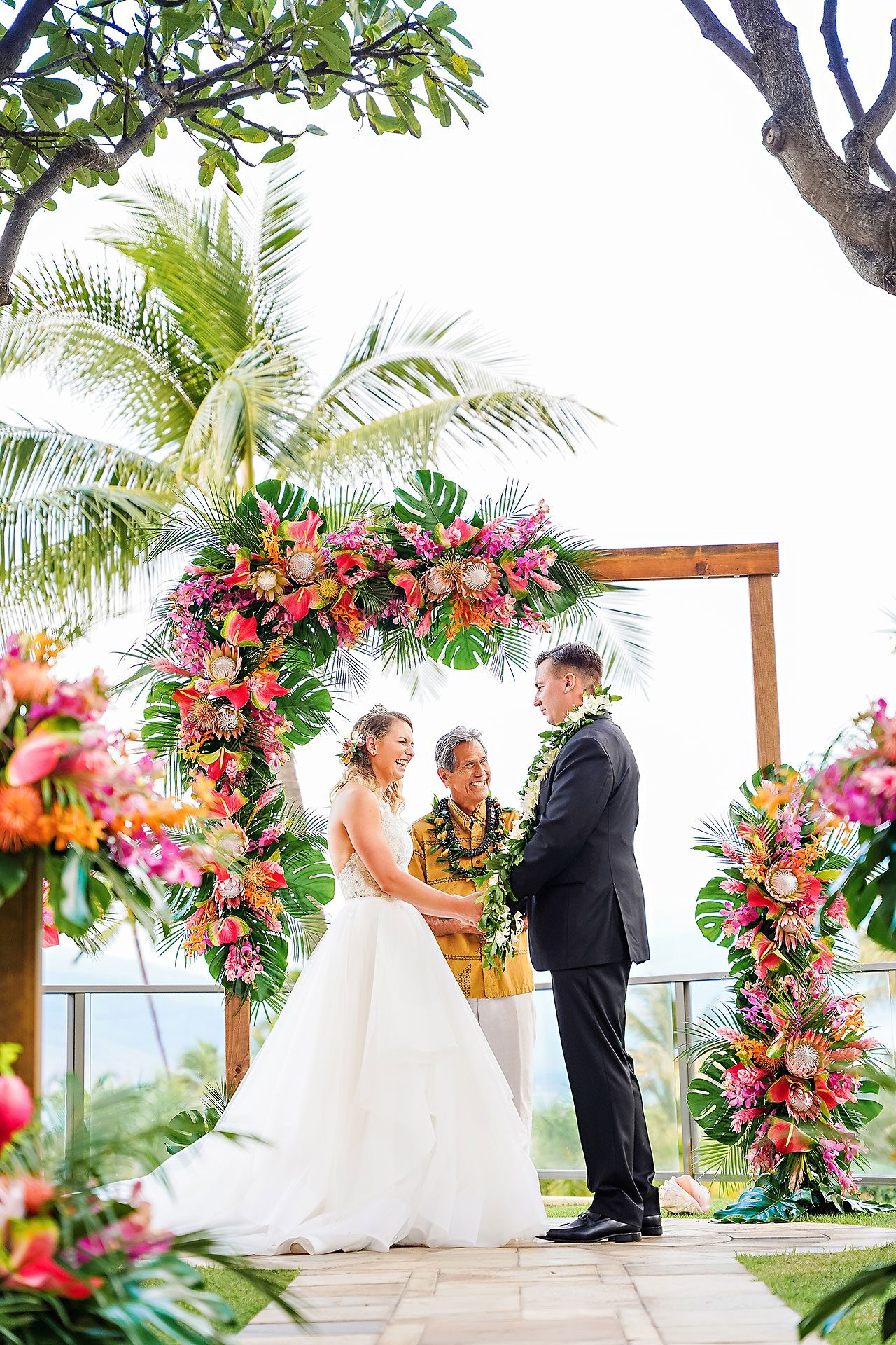 Kendra Pete Four Seasons Maui Wedding 183