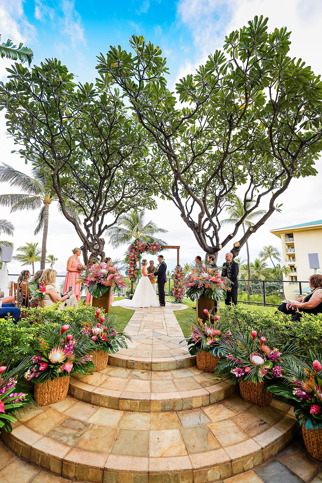 Kendra Pete Four Seasons Maui Wedding 184