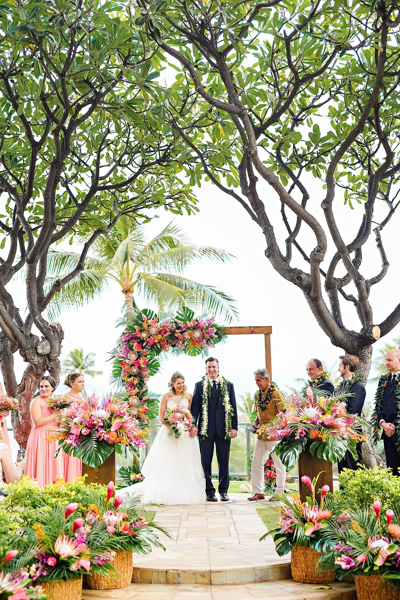Kendra Pete Four Seasons Maui Wedding 186