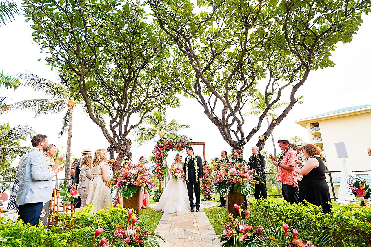 Kendra Pete Four Seasons Maui Wedding 187