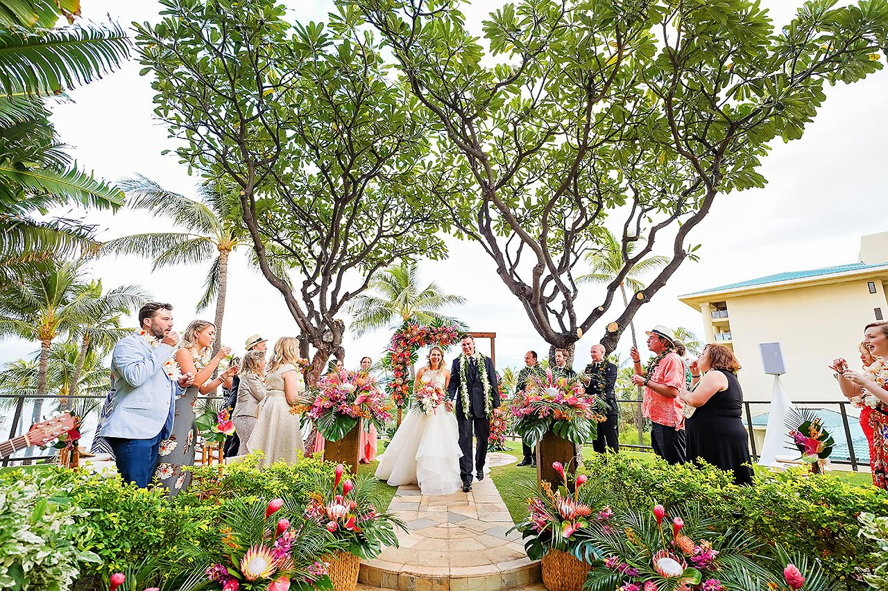 Kendra Pete Four Seasons Maui Wedding 189