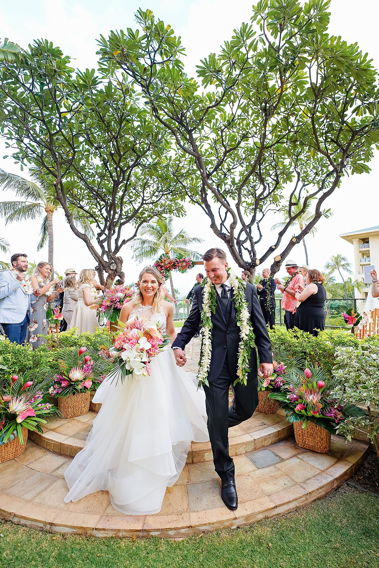 Kendra Pete Four Seasons Maui Wedding 190