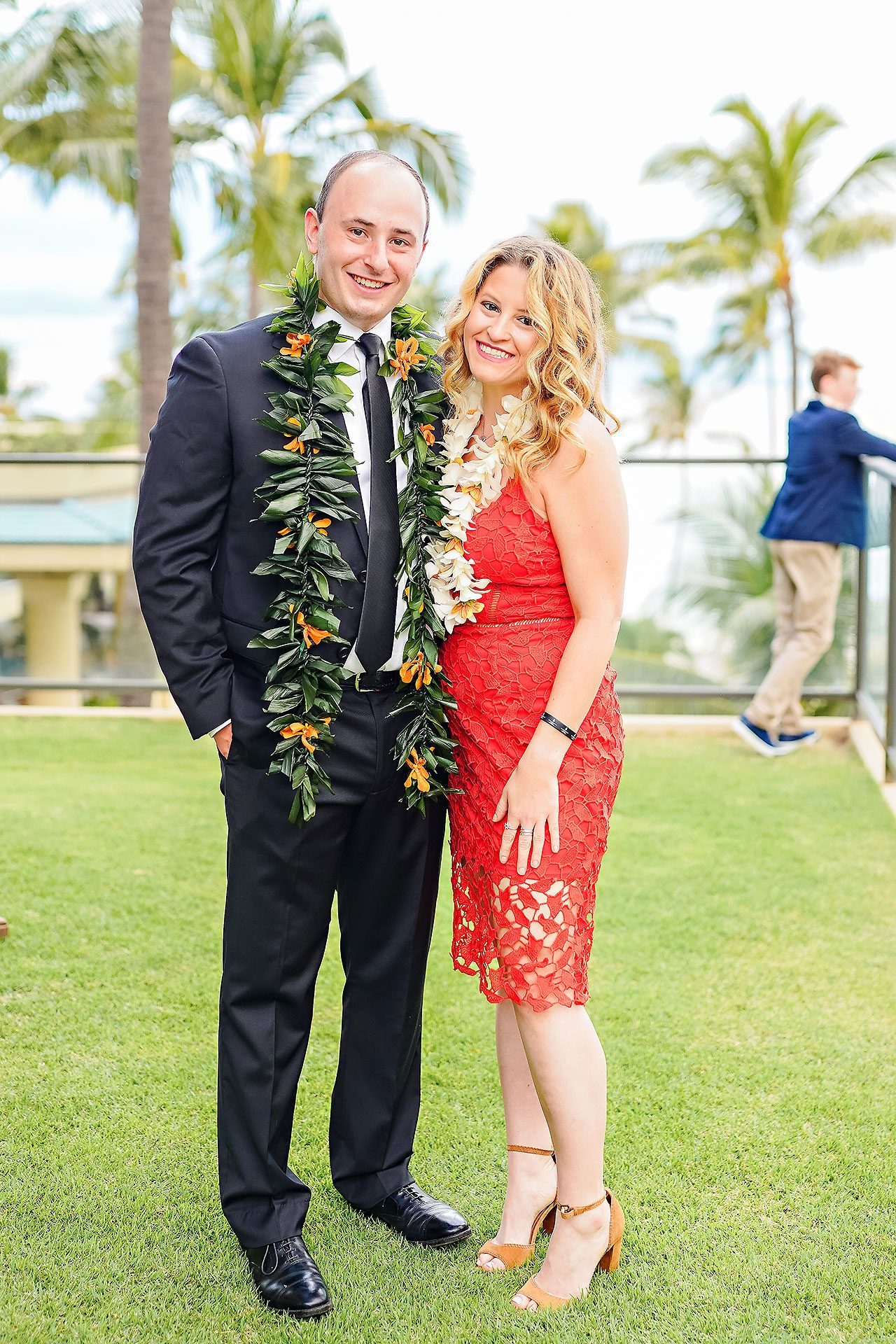 Kendra Pete Four Seasons Maui Wedding 192