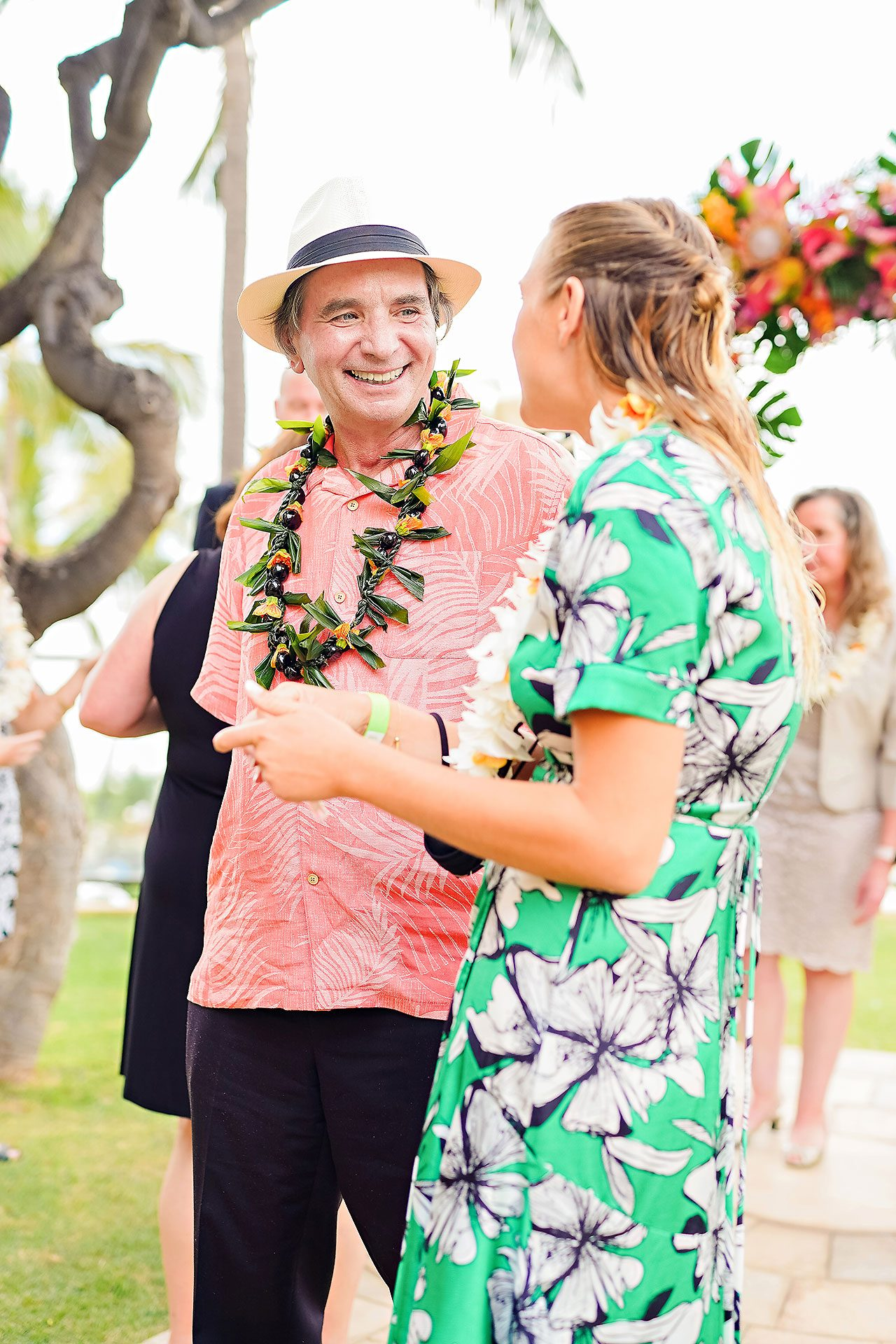 Kendra Pete Four Seasons Maui Wedding 197