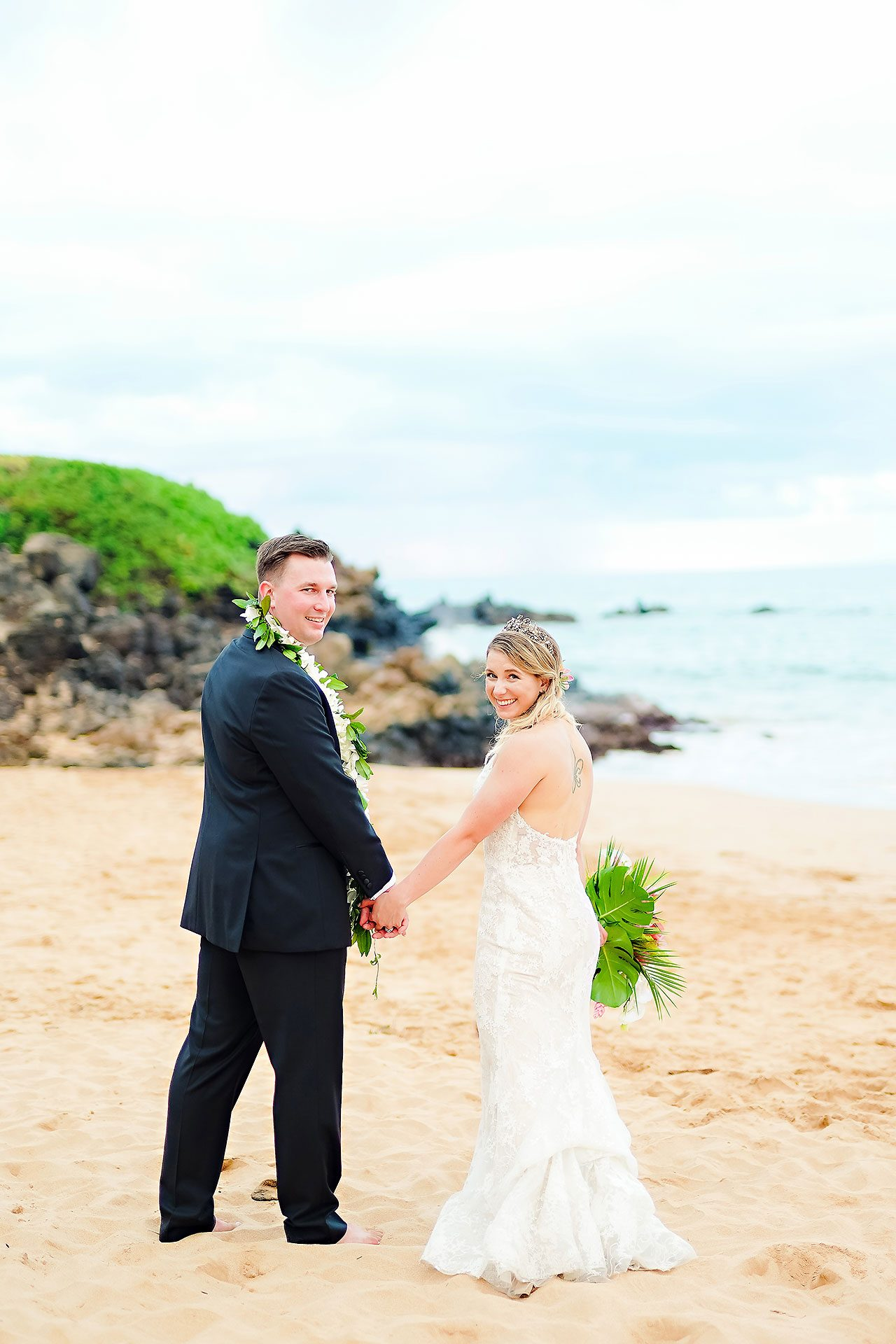 Kendra Pete Four Seasons Maui Wedding 198