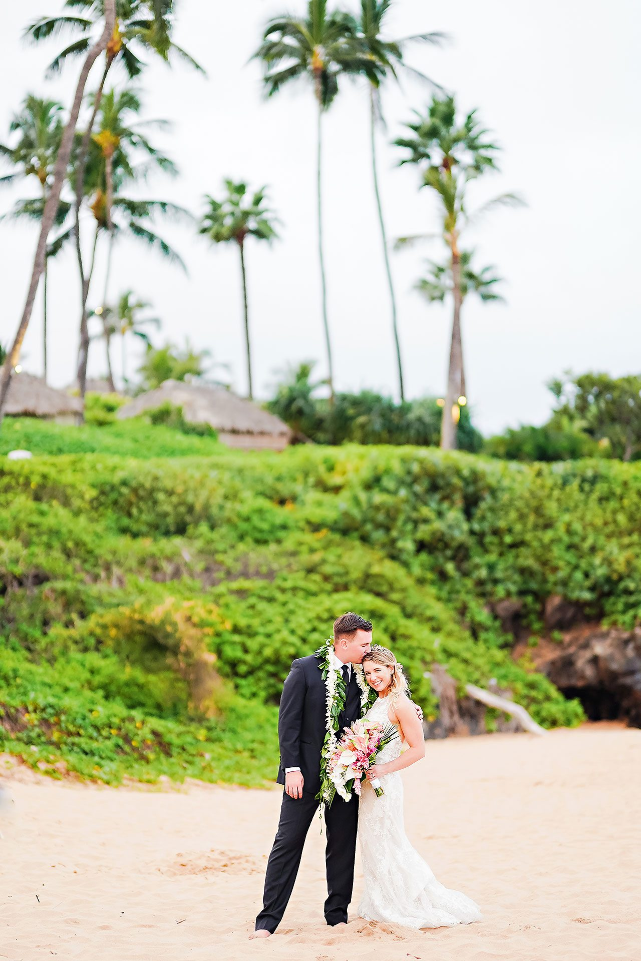 Kendra Pete Four Seasons Maui Wedding 199