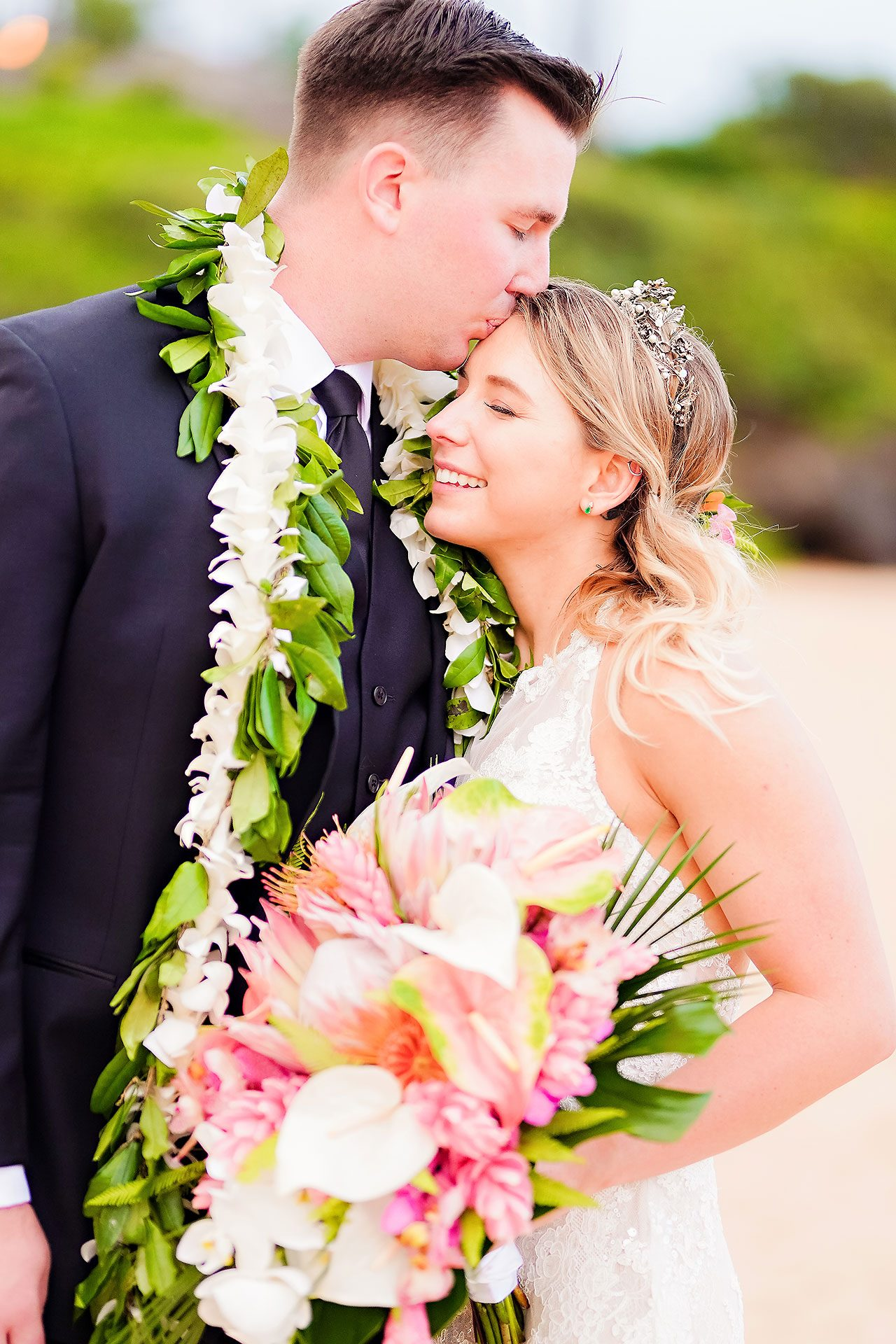 Kendra Pete Four Seasons Maui Wedding 200