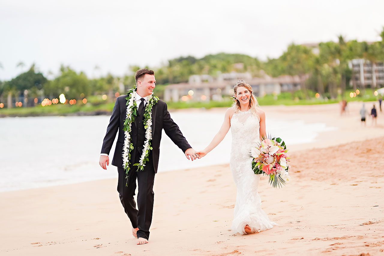 Kendra Pete Four Seasons Maui Wedding 204