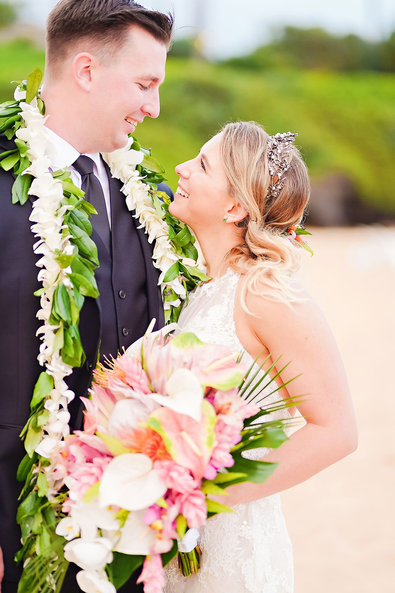 Kendra Pete Four Seasons Maui Wedding 206