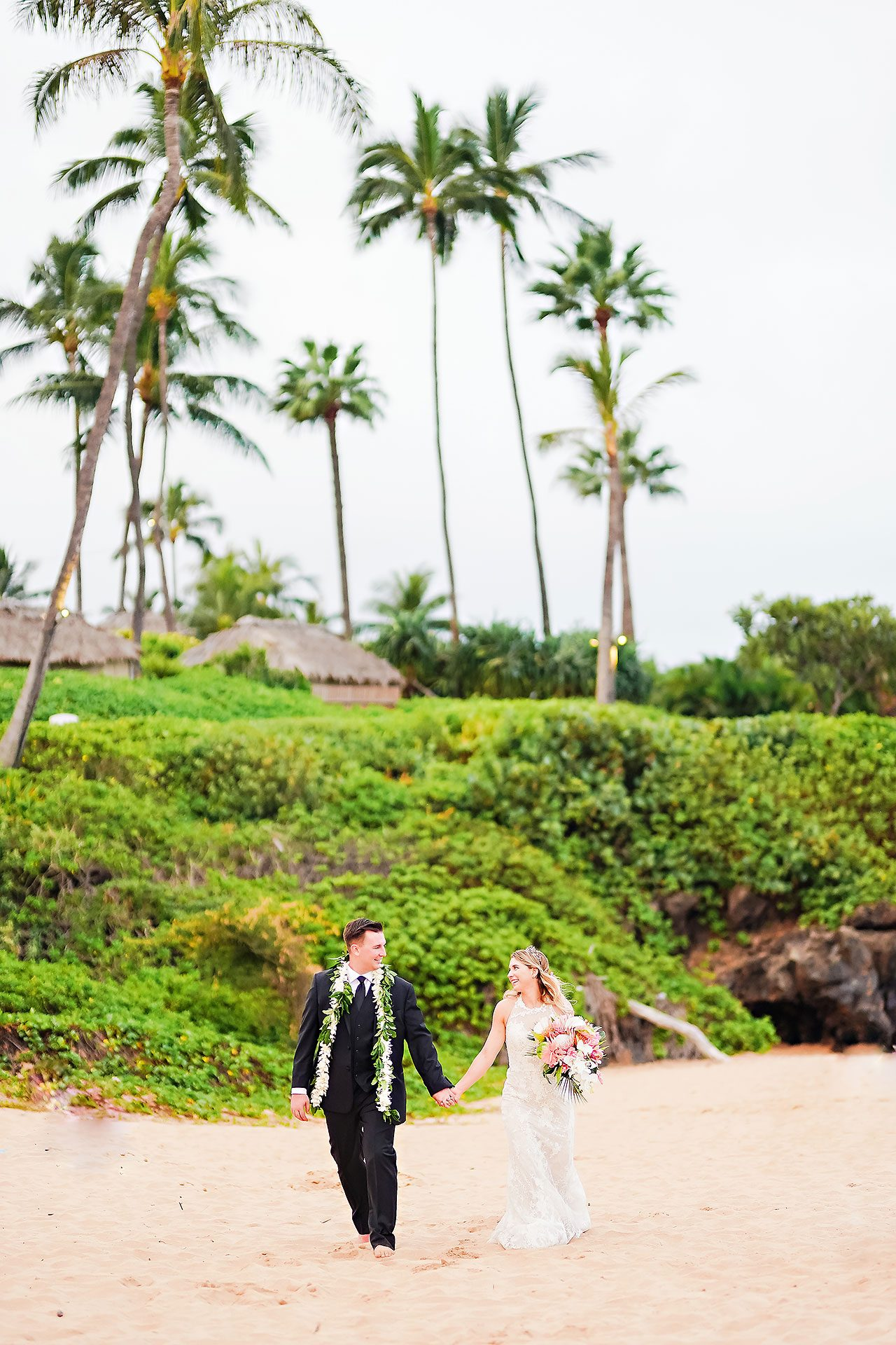 Kendra Pete Four Seasons Maui Wedding 209
