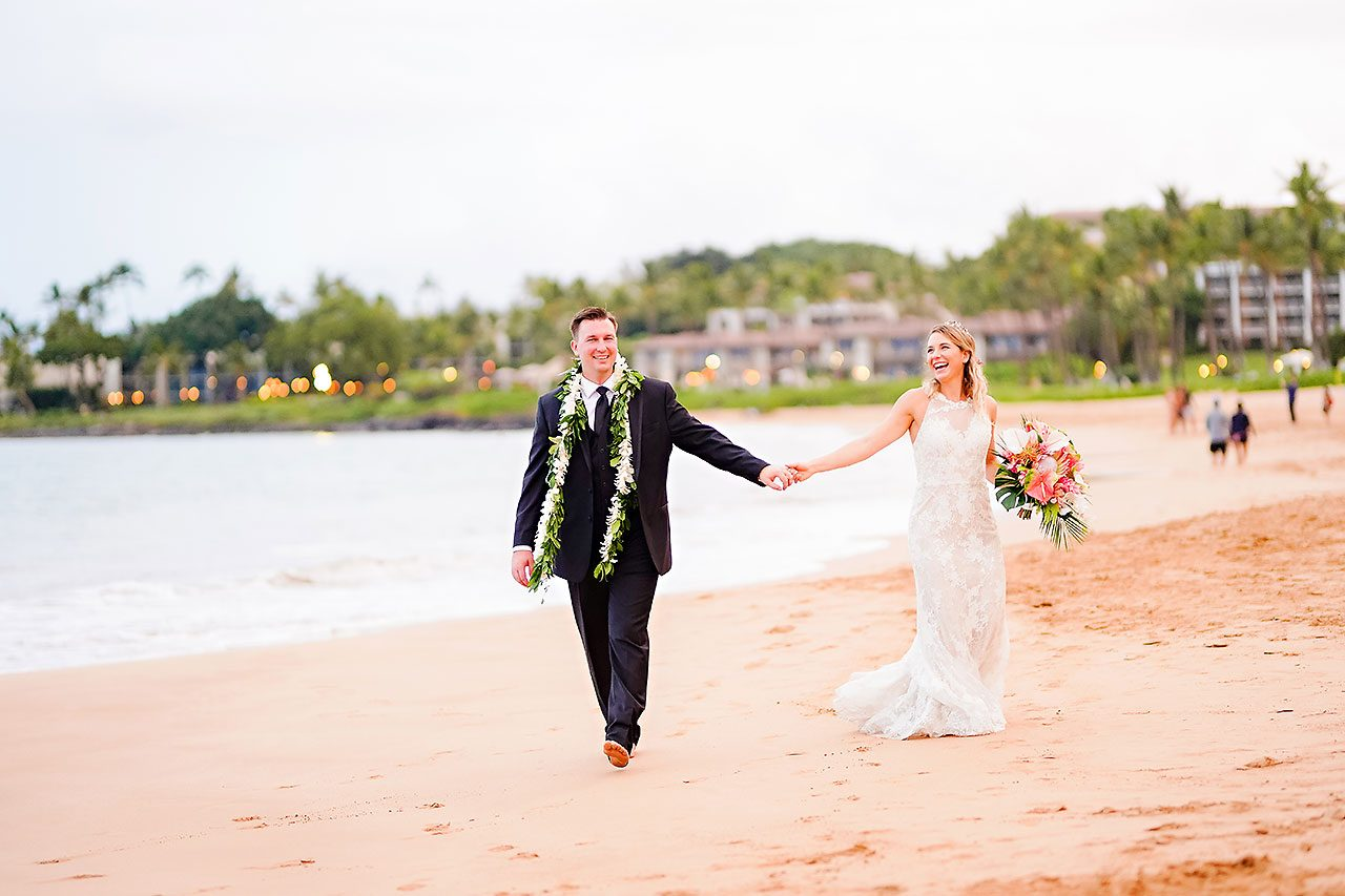 Kendra Pete Four Seasons Maui Wedding 212
