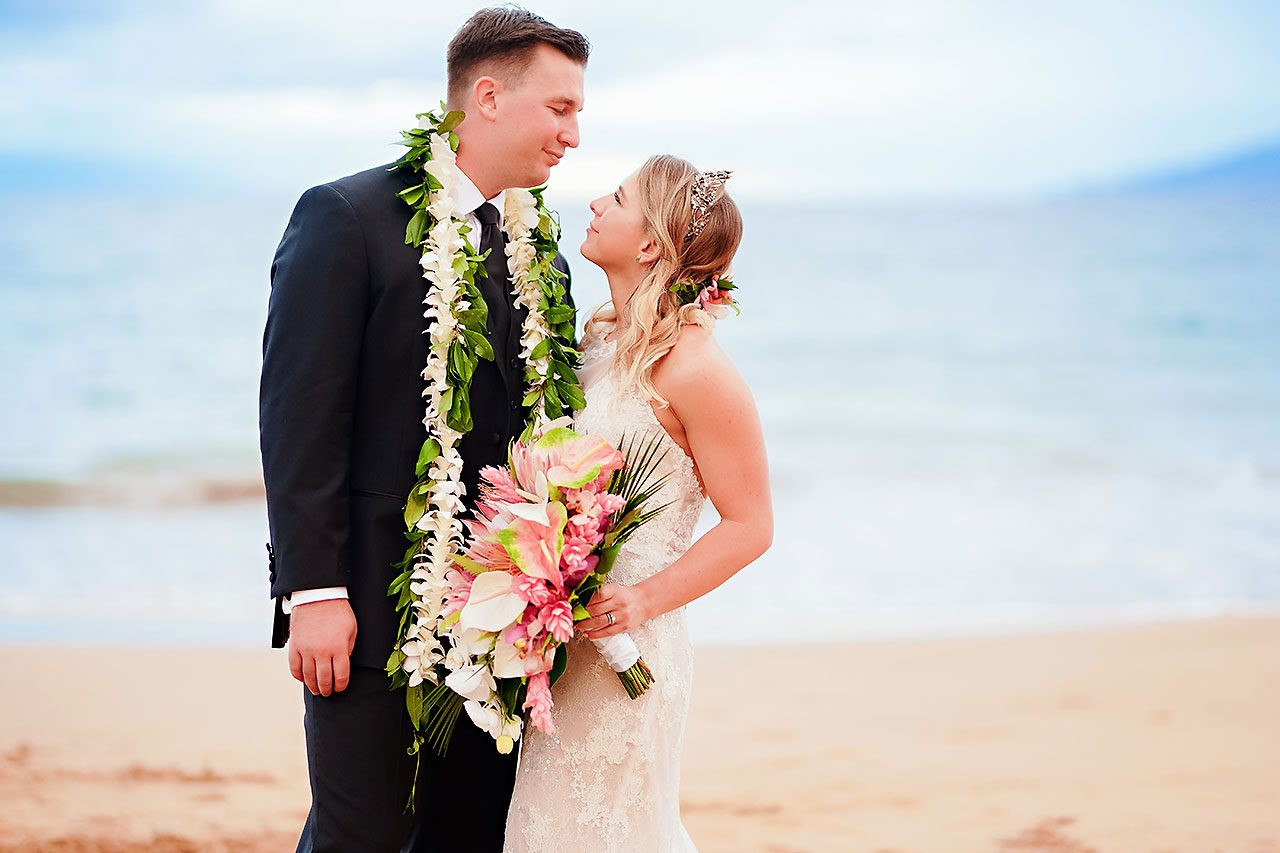 Kendra Pete Four Seasons Maui Wedding 213