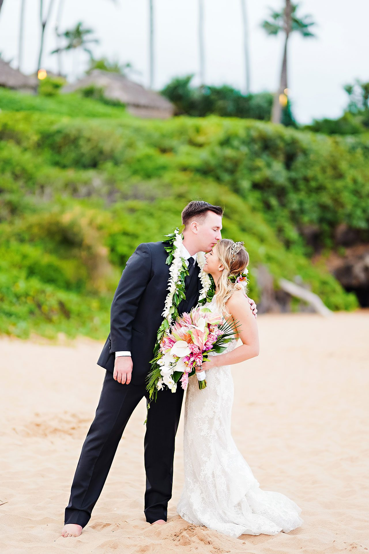 Kendra Pete Four Seasons Maui Wedding 217