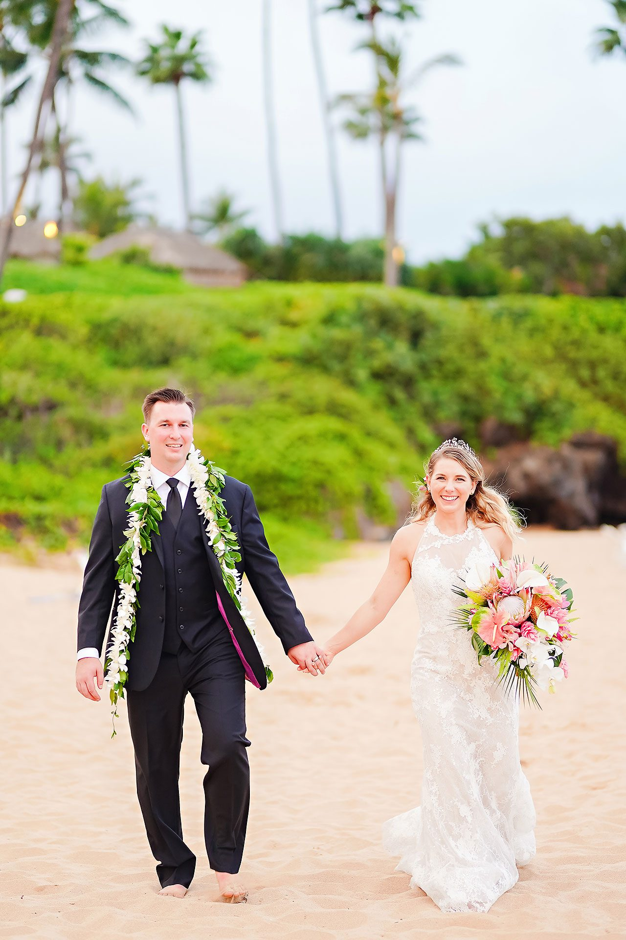 Kendra Pete Four Seasons Maui Wedding 219