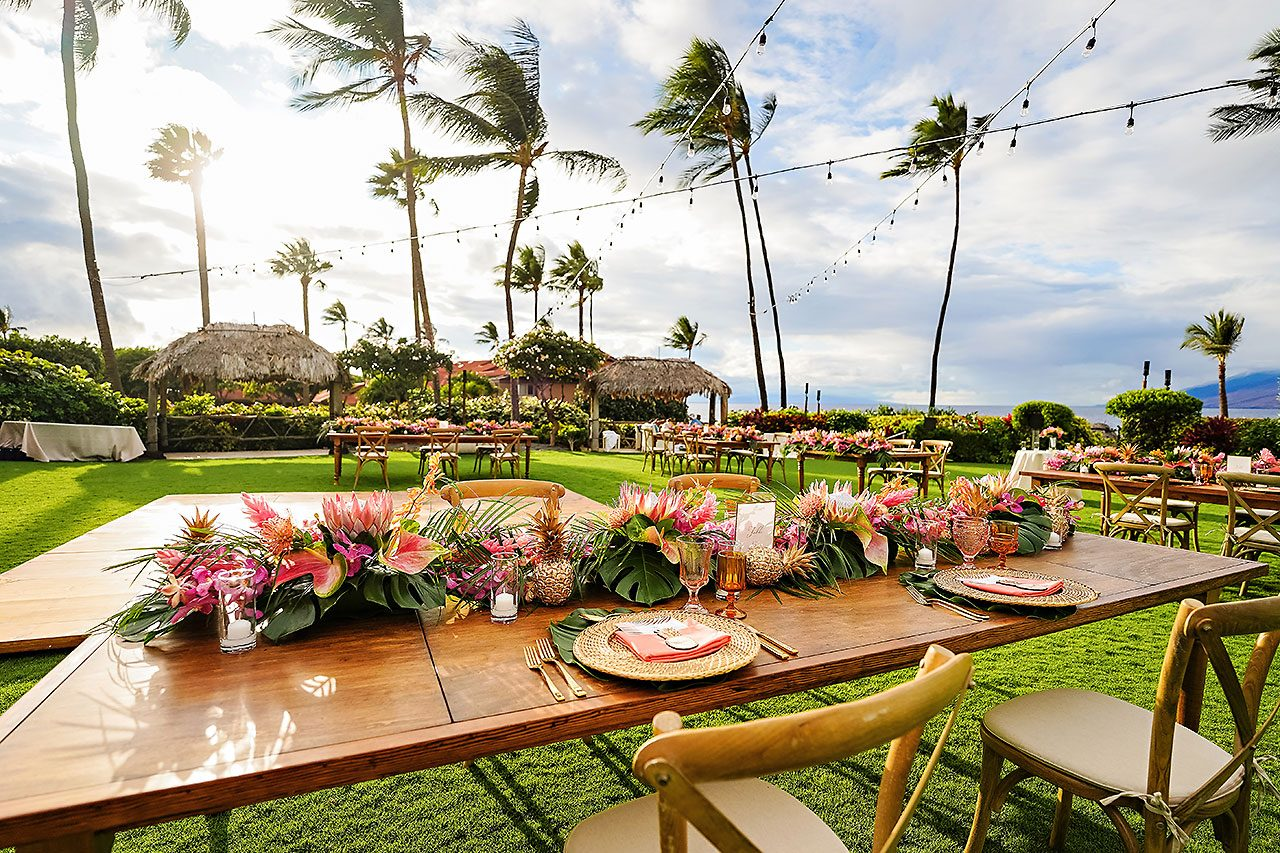 Kendra Pete Four Seasons Maui Wedding 221