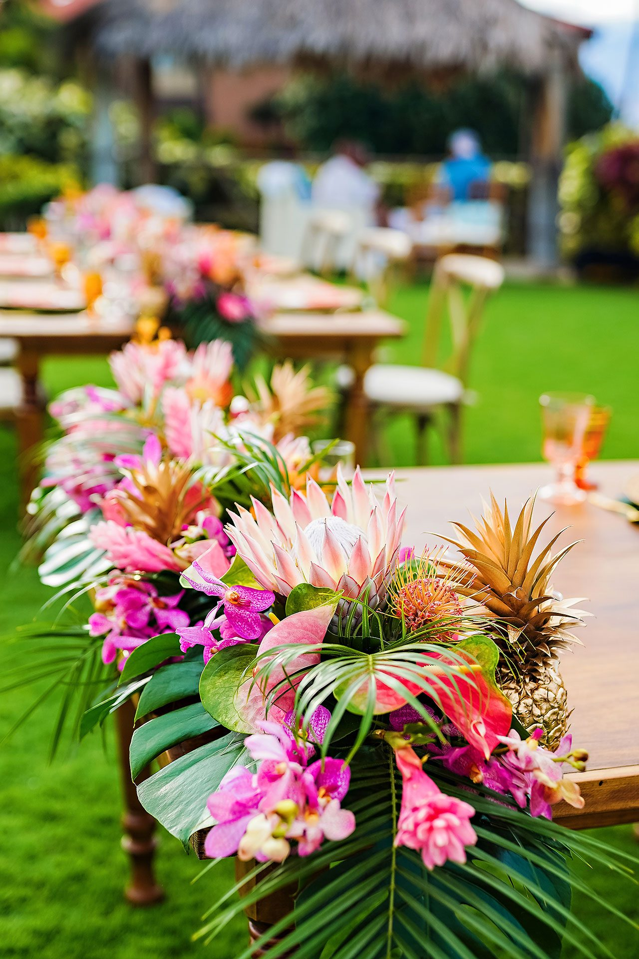 Kendra Pete Four Seasons Maui Wedding 226