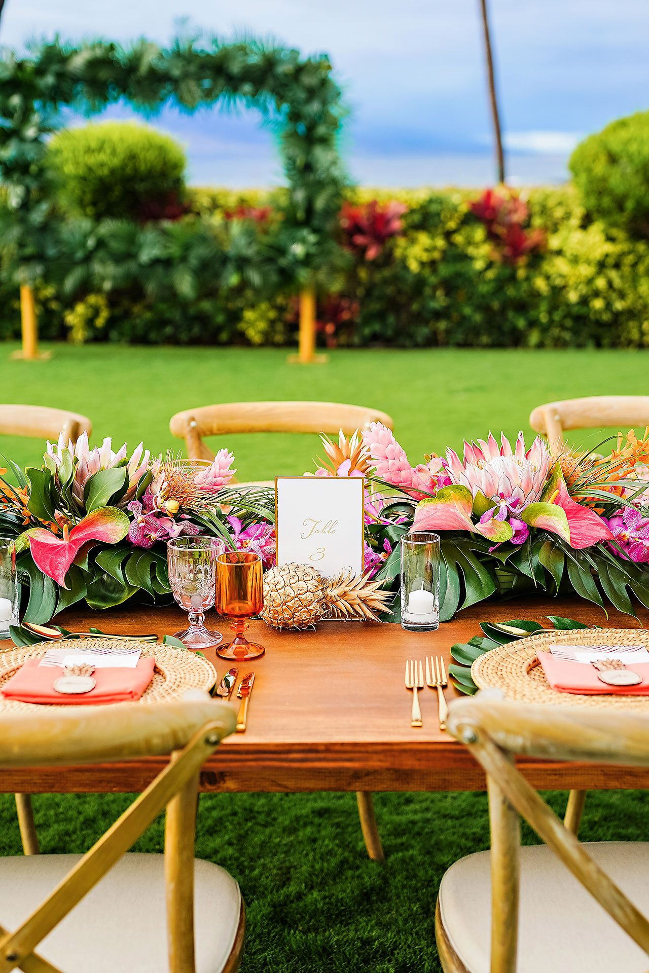 Kendra Pete Four Seasons Maui Wedding 229
