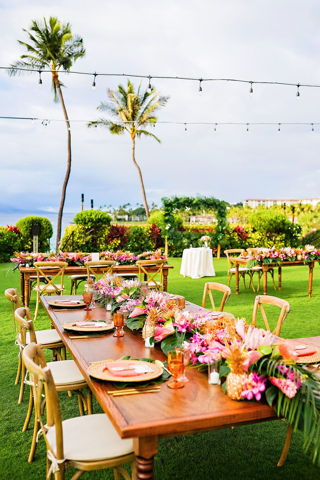 Kendra Pete Four Seasons Maui Wedding 232