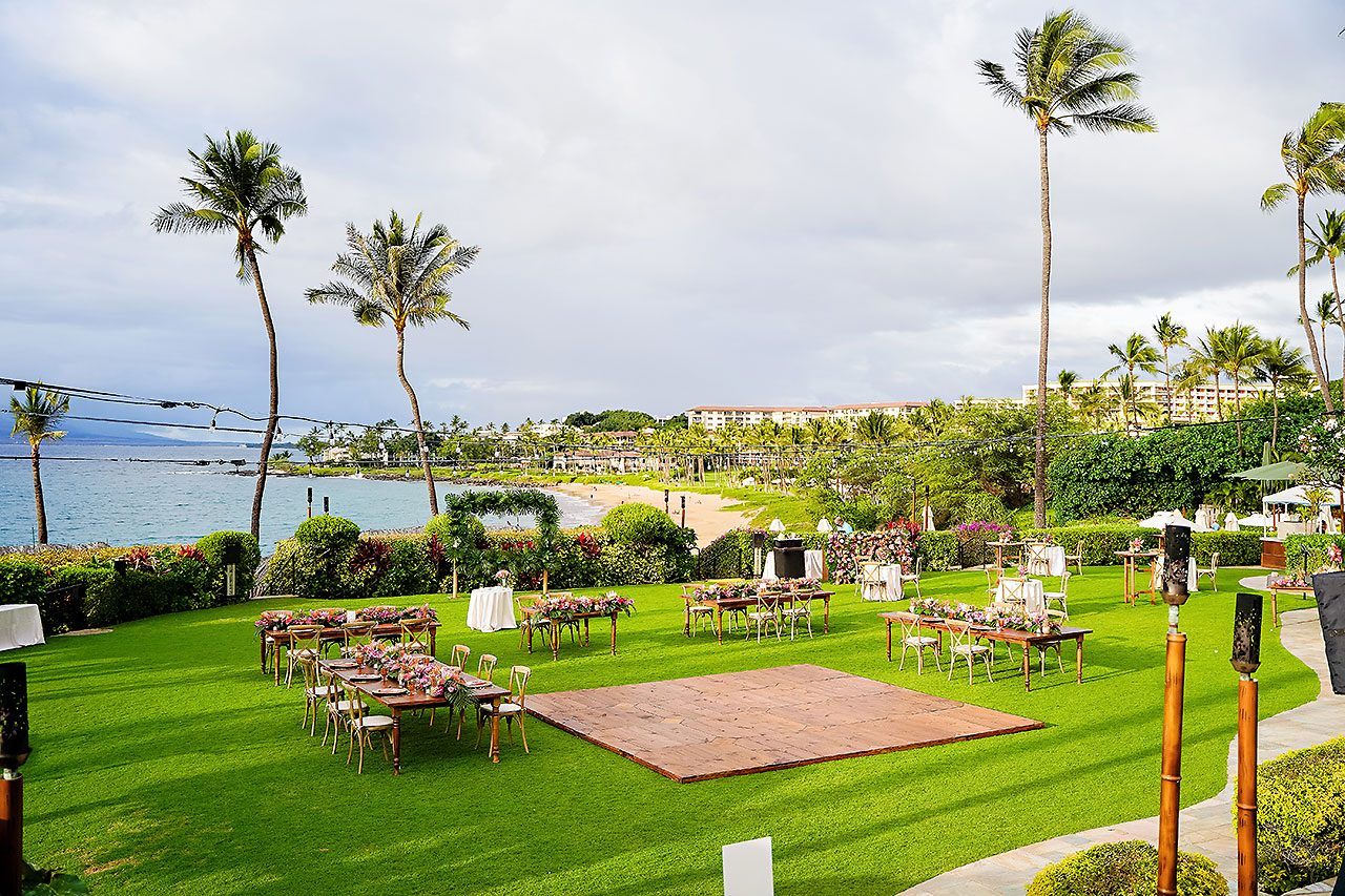 Kendra Pete Four Seasons Maui Wedding 240