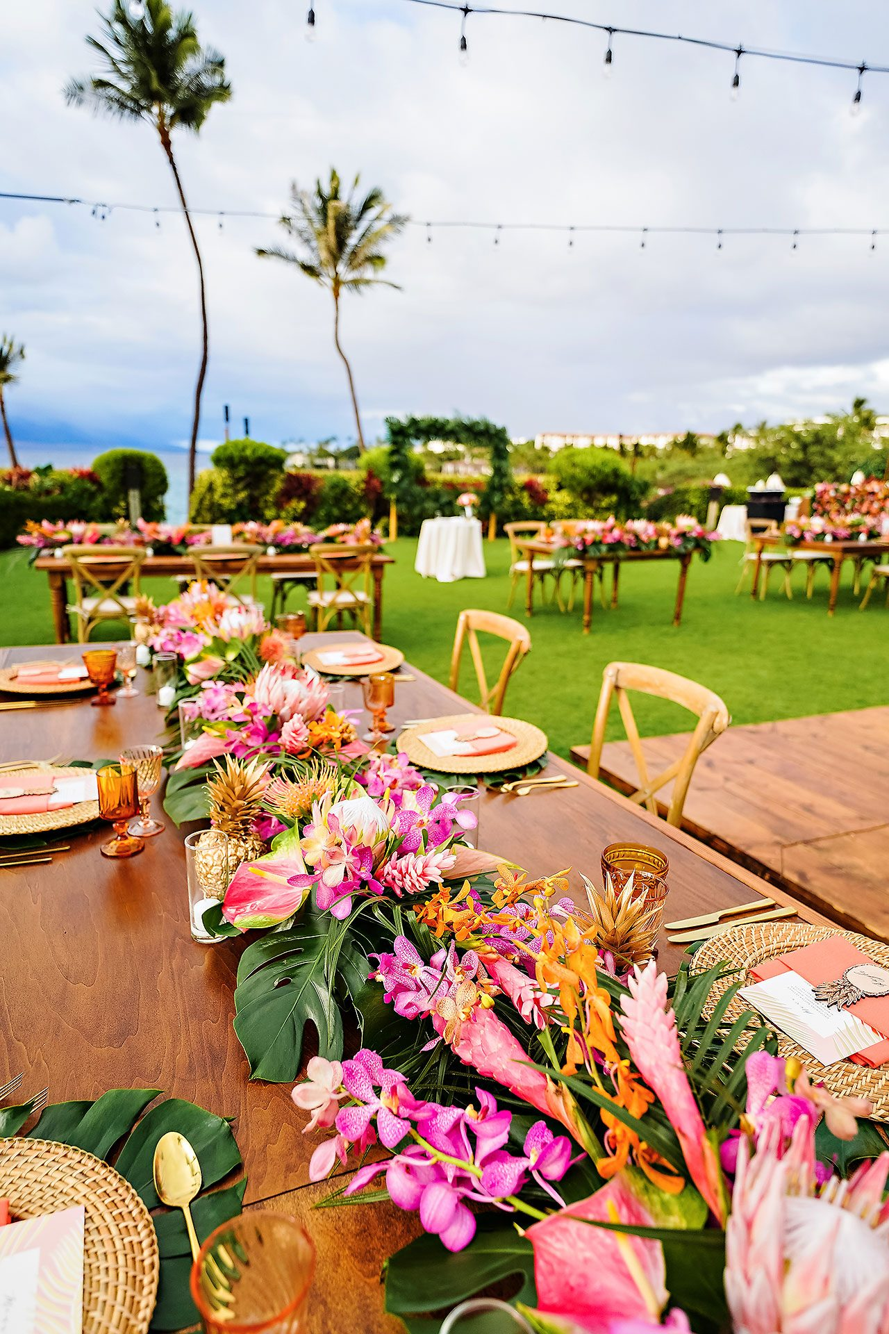 Kendra Pete Four Seasons Maui Wedding 241