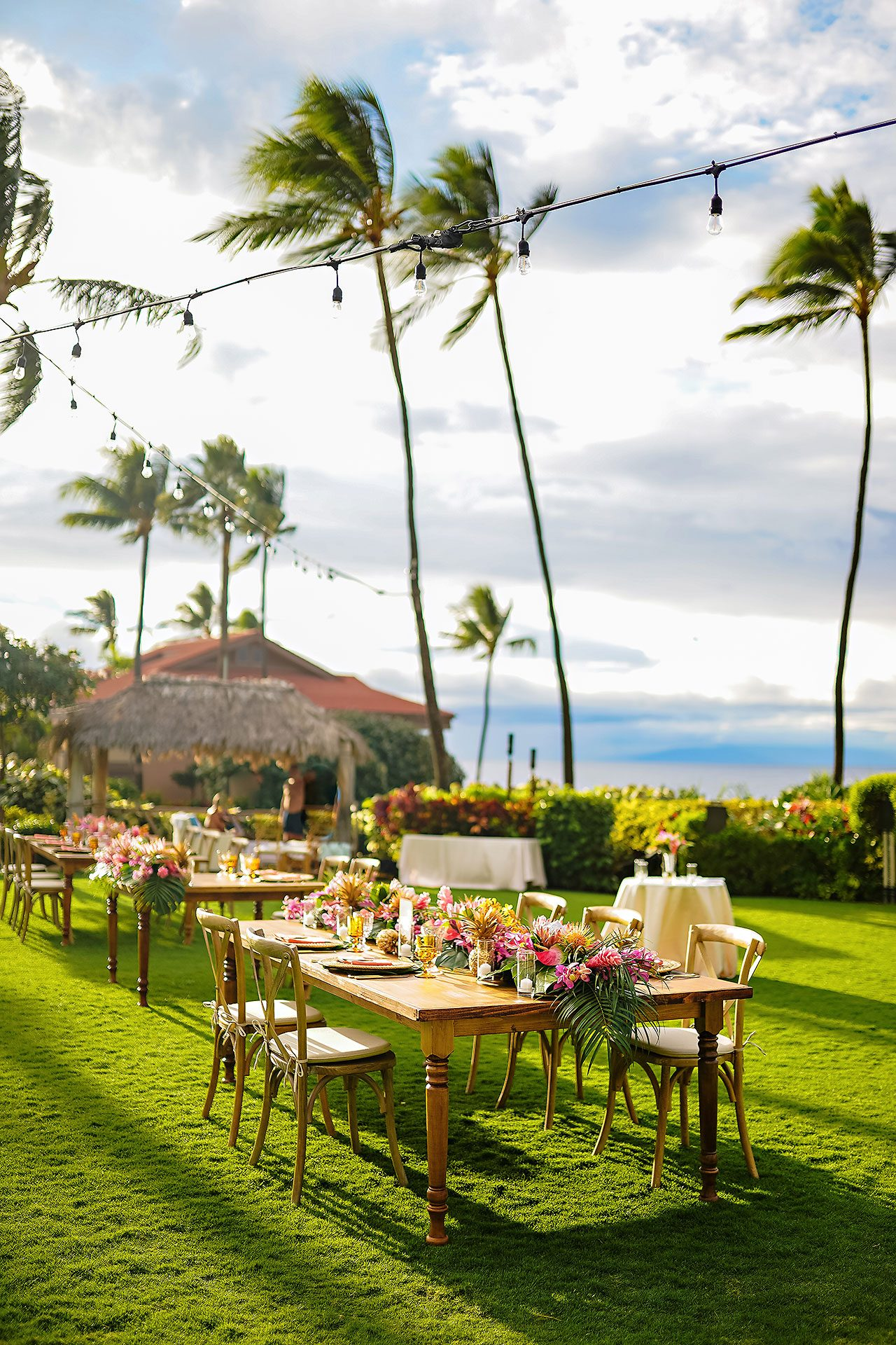 Kendra Pete Four Seasons Maui Wedding 243