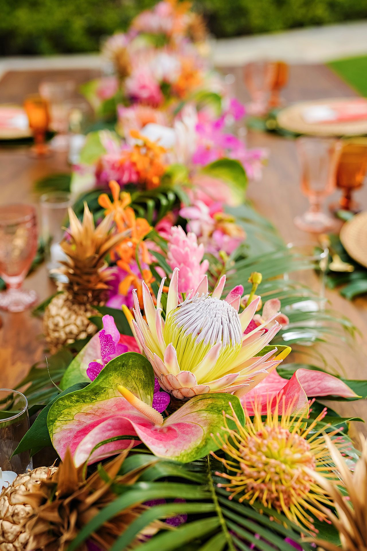 Kendra Pete Four Seasons Maui Wedding 244