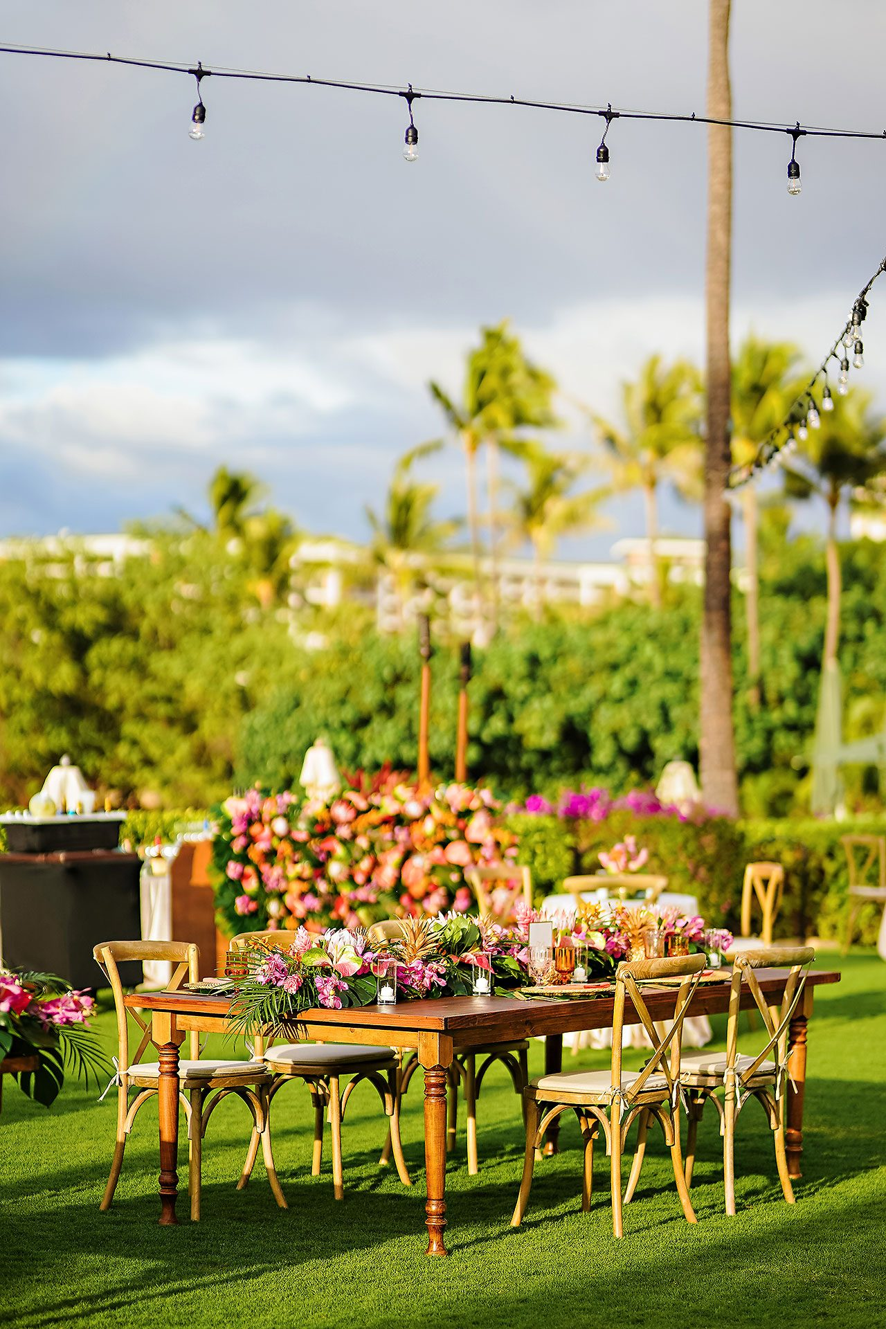 Kendra Pete Four Seasons Maui Wedding 245