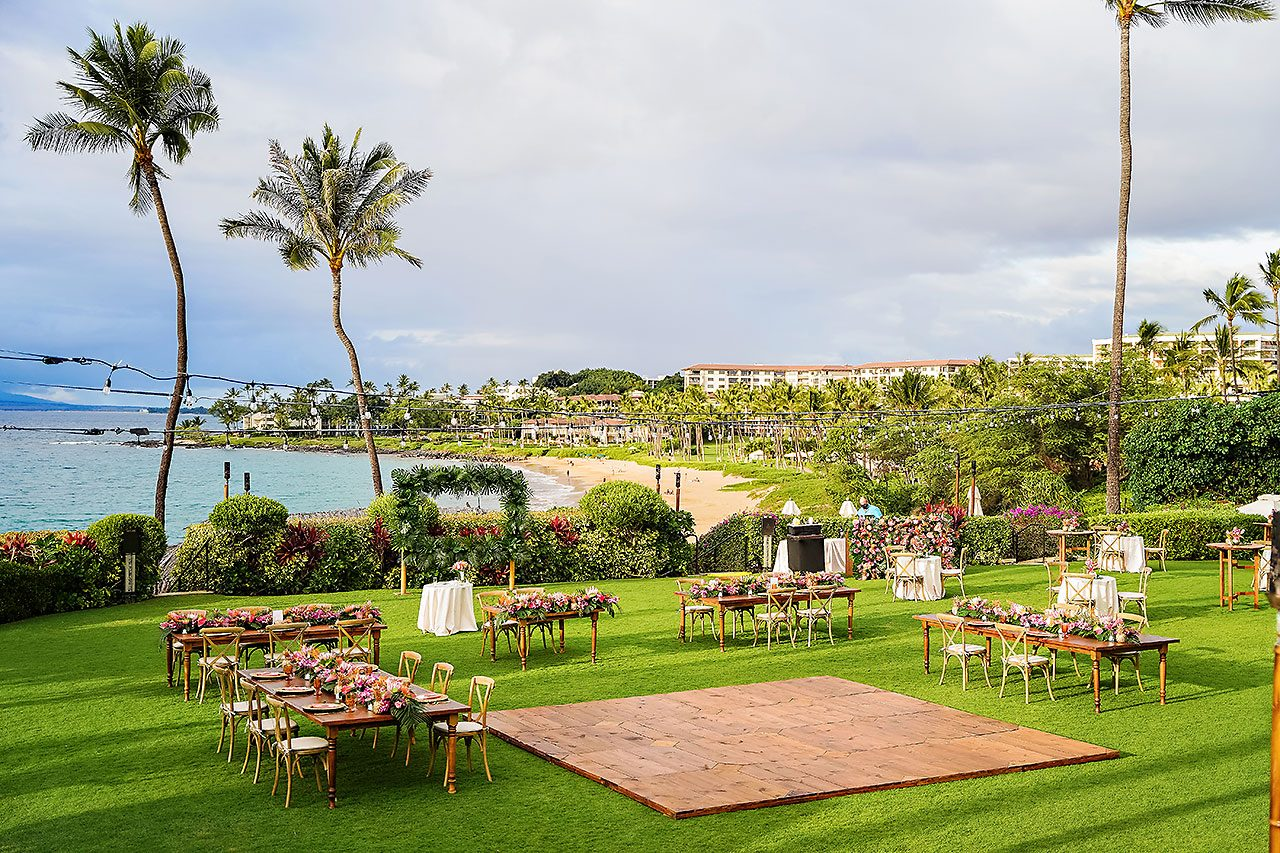 Kendra Pete Four Seasons Maui Wedding 250